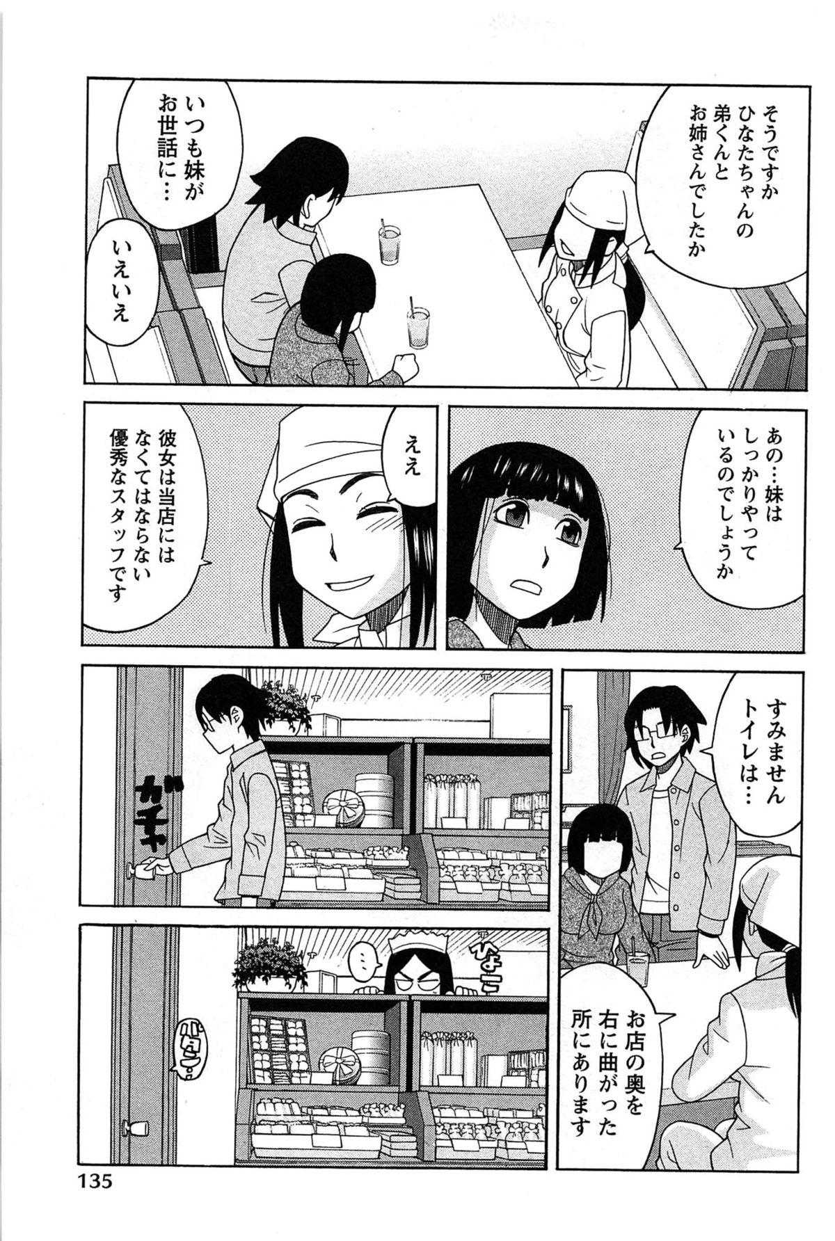 Hanamaru Yougashiten de Aimashou 134