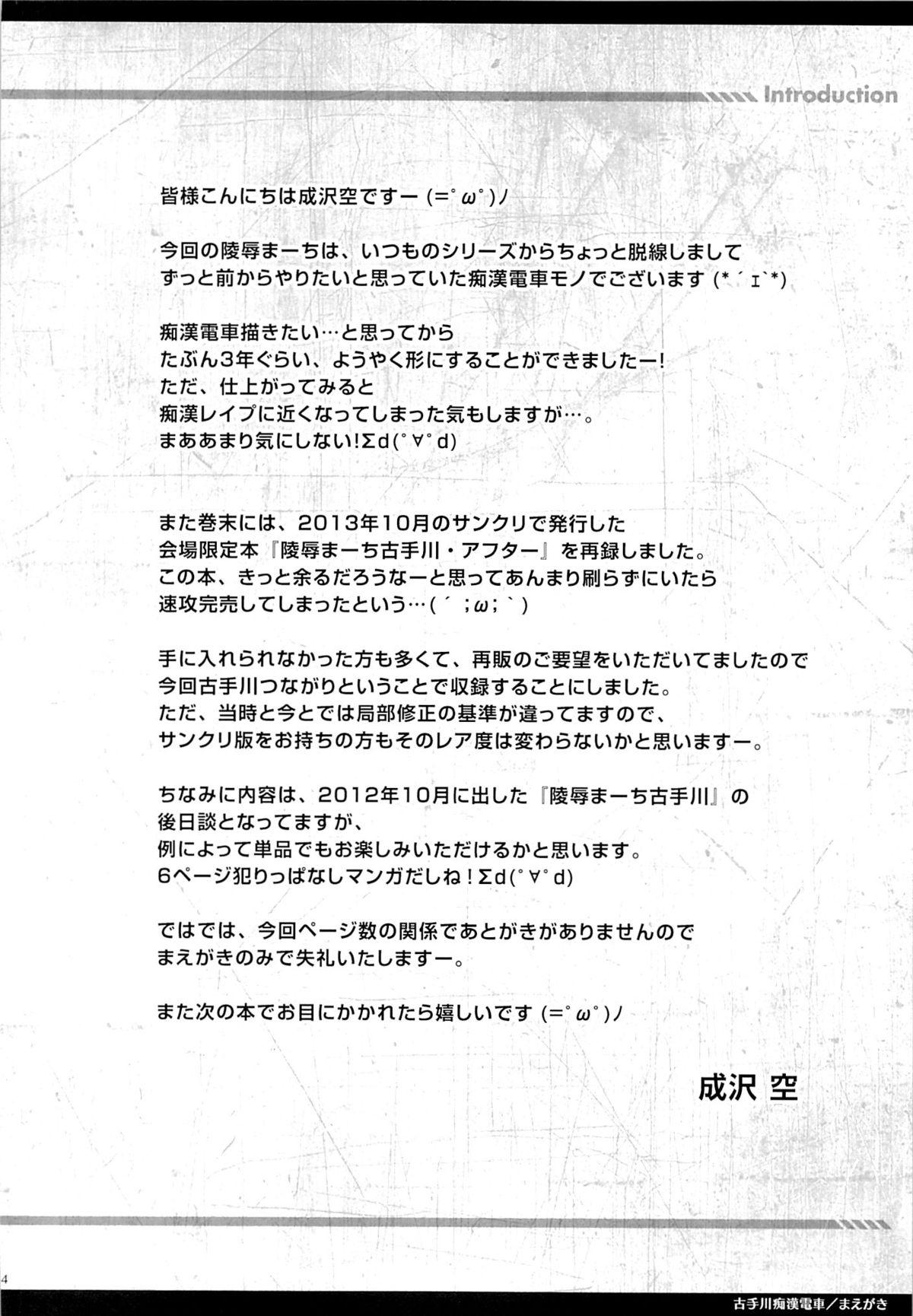 Kotegawa Chikan Densha 2