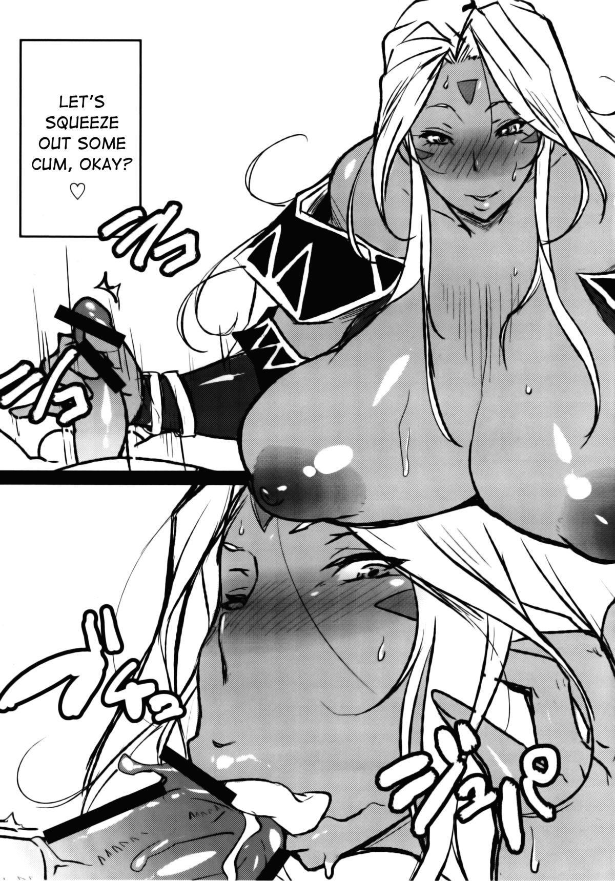Megami no Ana | Goddess Hole 4