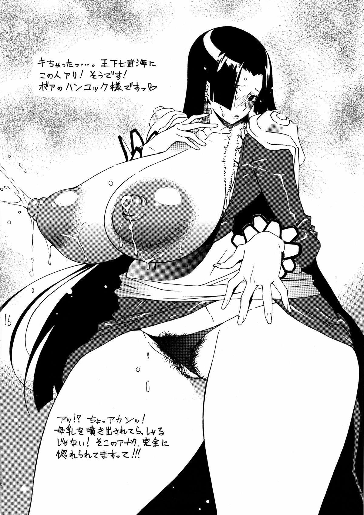 Tonikaku Suki Chara wo Hitasura ni Kaite Kaite Kakimakutta dake no Hon 16