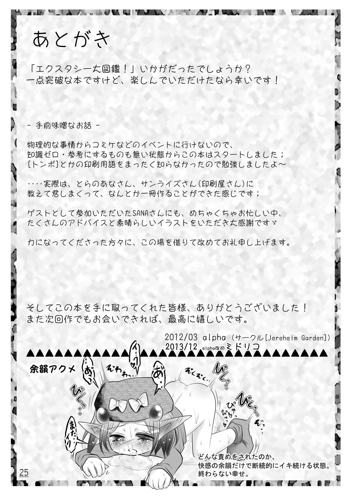 Ecstasy Daizukan! Vol. 1 26