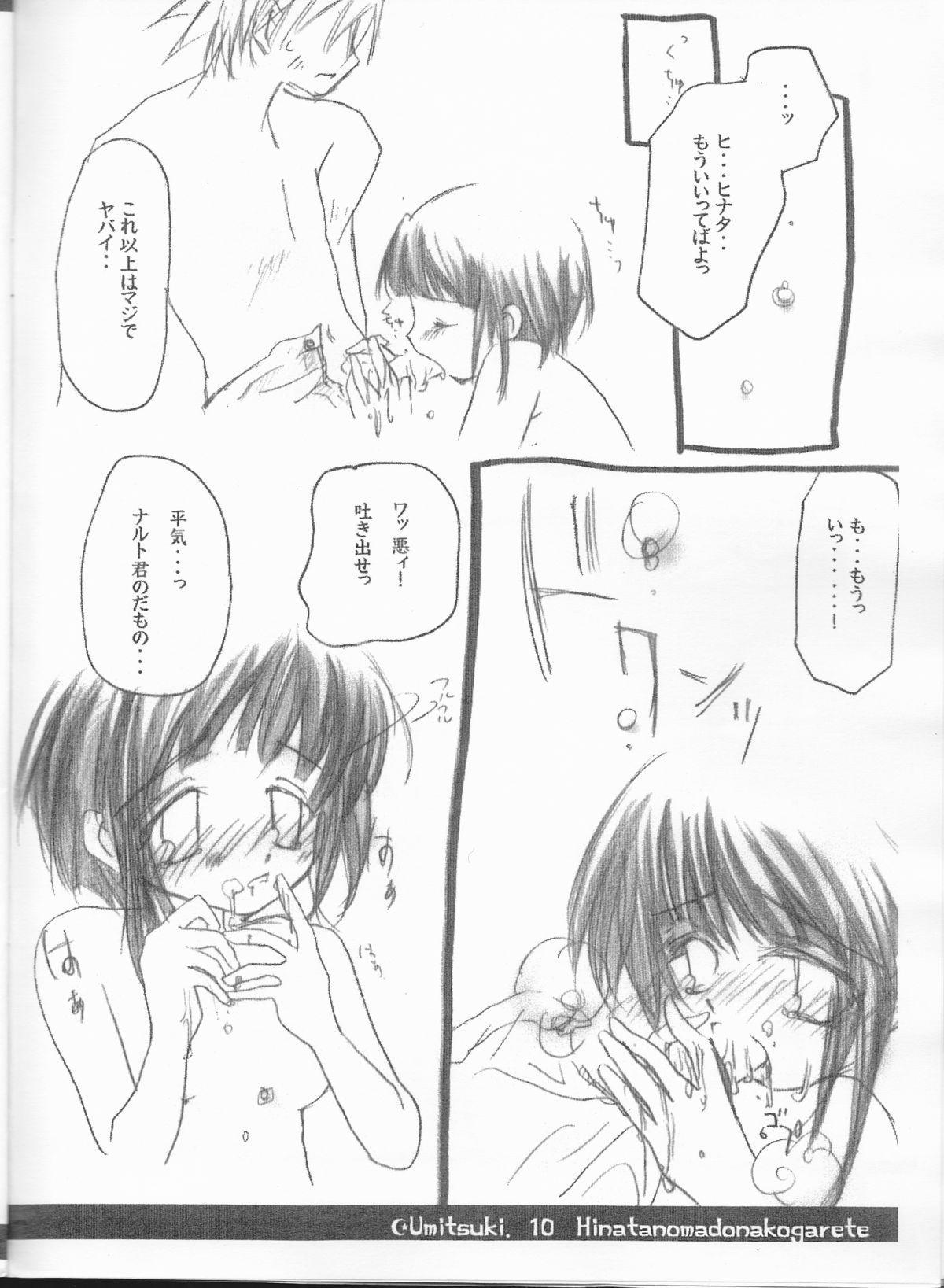 Hinata no Mado ni Akogarete 9
