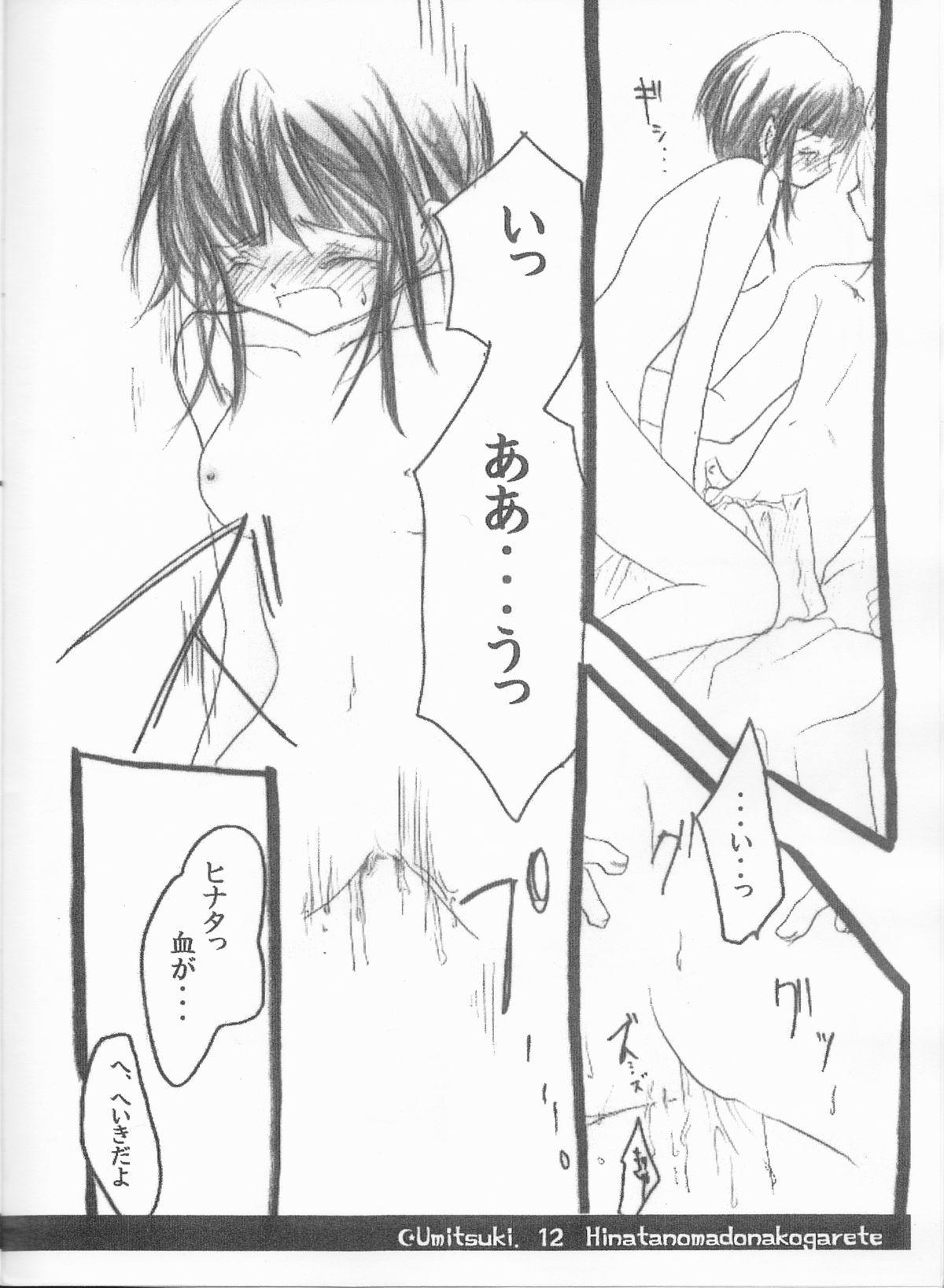 Hinata no Mado ni Akogarete 11