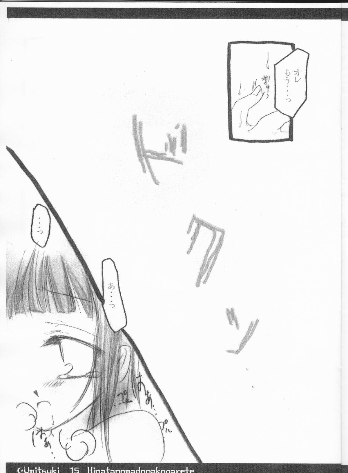 Hinata no Mado ni Akogarete 14