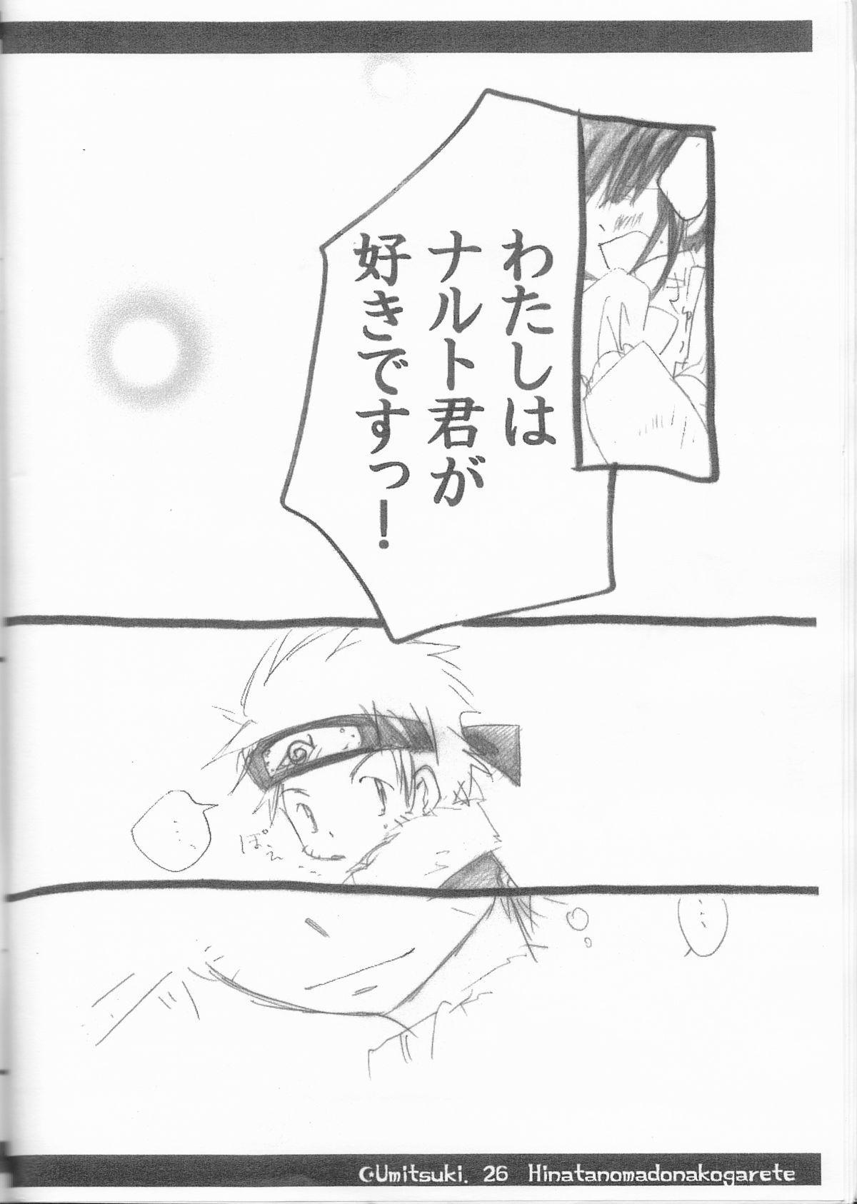 Hinata no Mado ni Akogarete 25