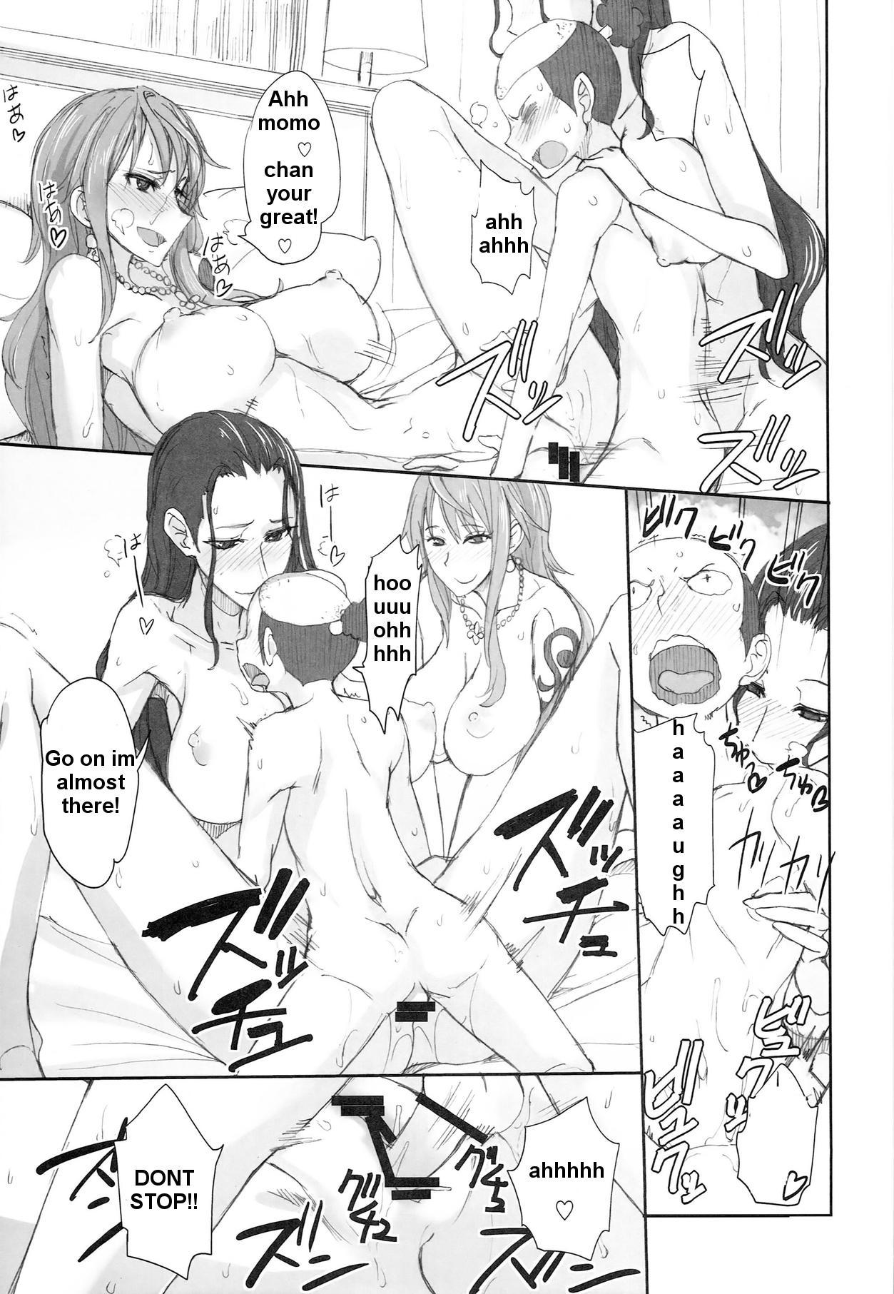 Grandline Chronicle 3 Momo☆Momo 20