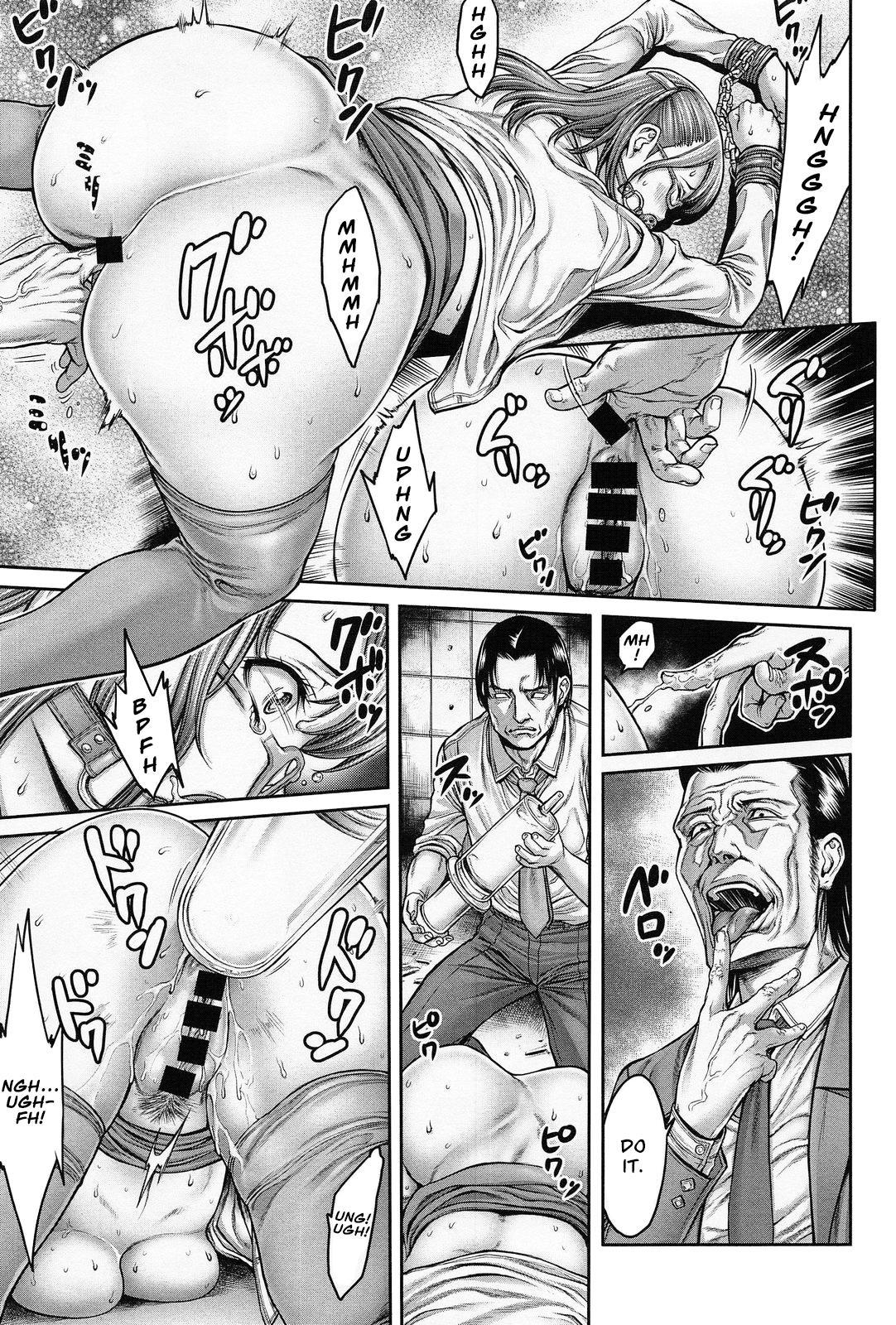 Onna Spy Goumon Zecchou!!   Female Spy ★ A Climactic Torture! 10