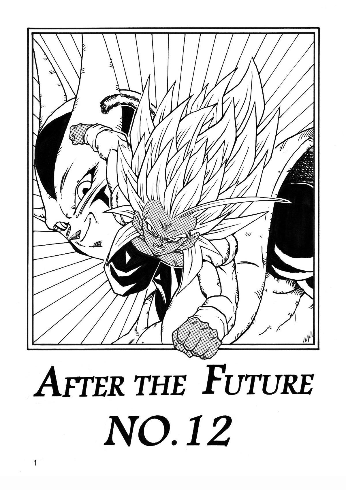 Dragon Ball AF Vol. 12 1