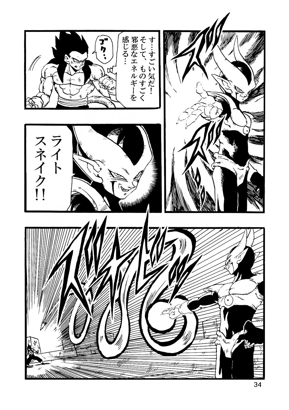 Dragon Ball AF Vol. 12 34