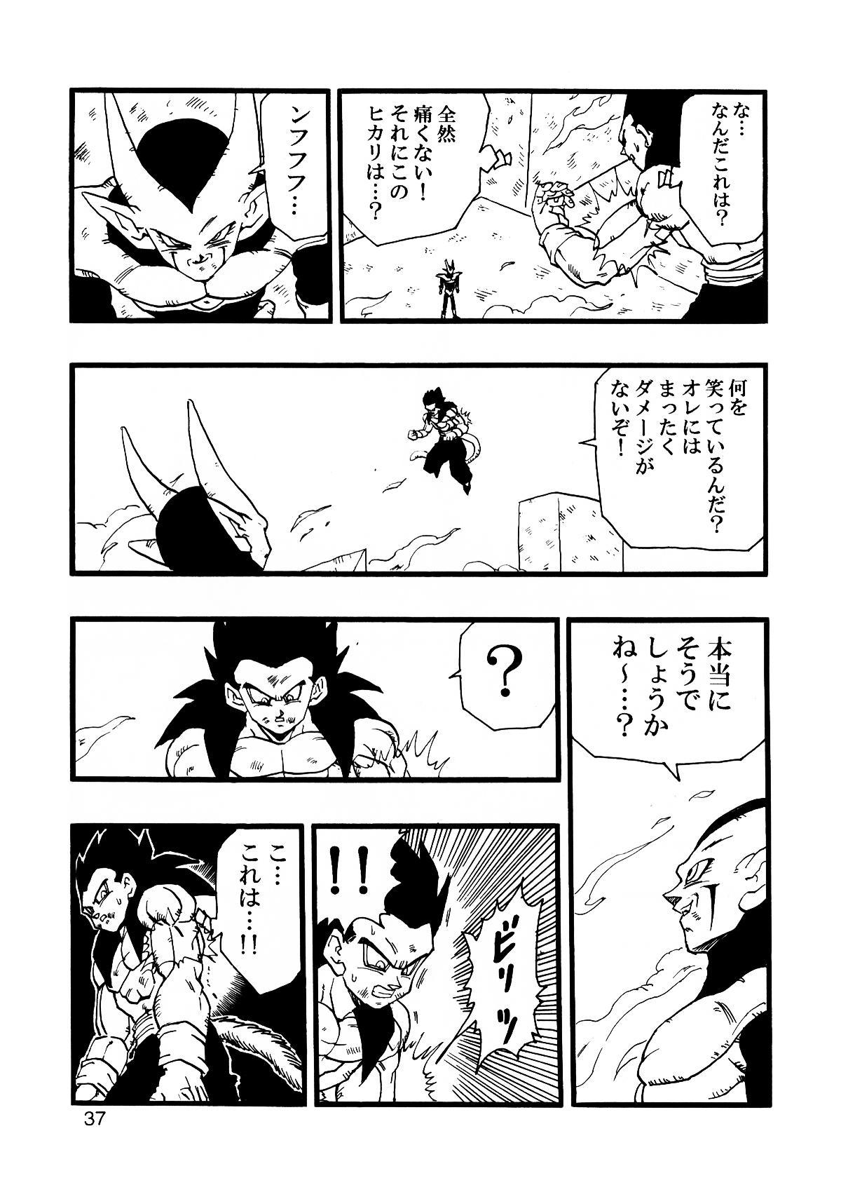 Dragon Ball AF Vol. 12 37