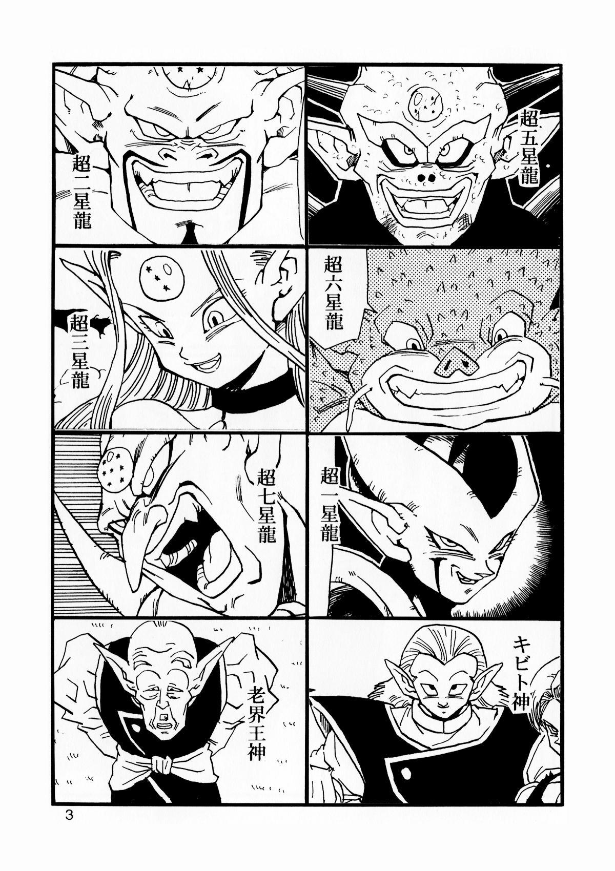 Dragon Ball AF Vol. 12 3