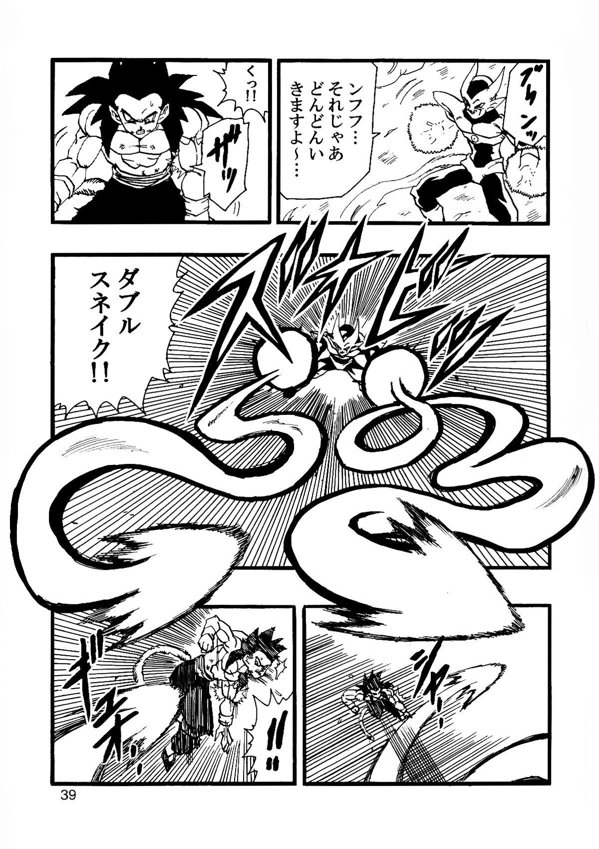 Dragon Ball AF Vol. 12 39