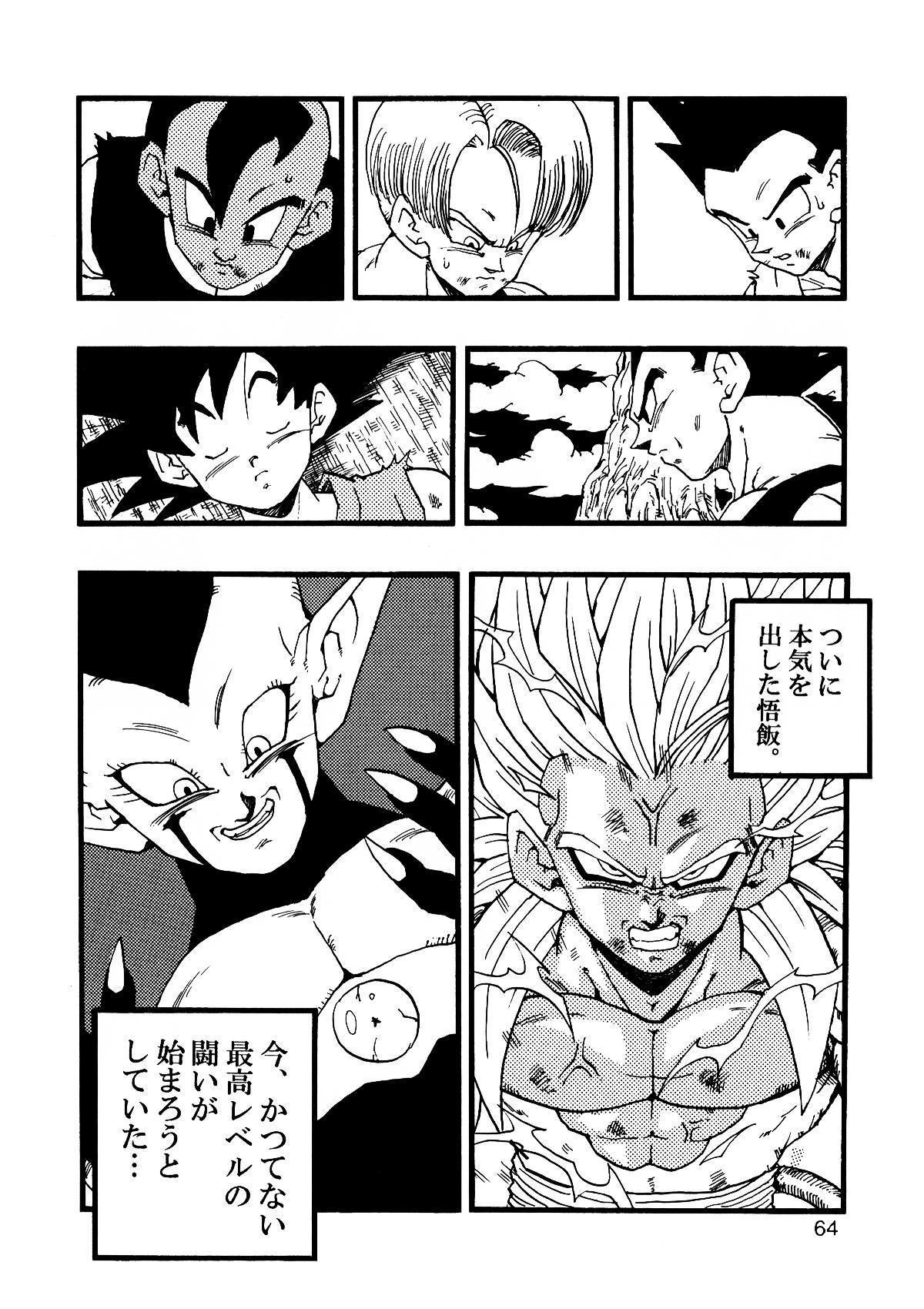 Dragon Ball AF Vol. 12 64