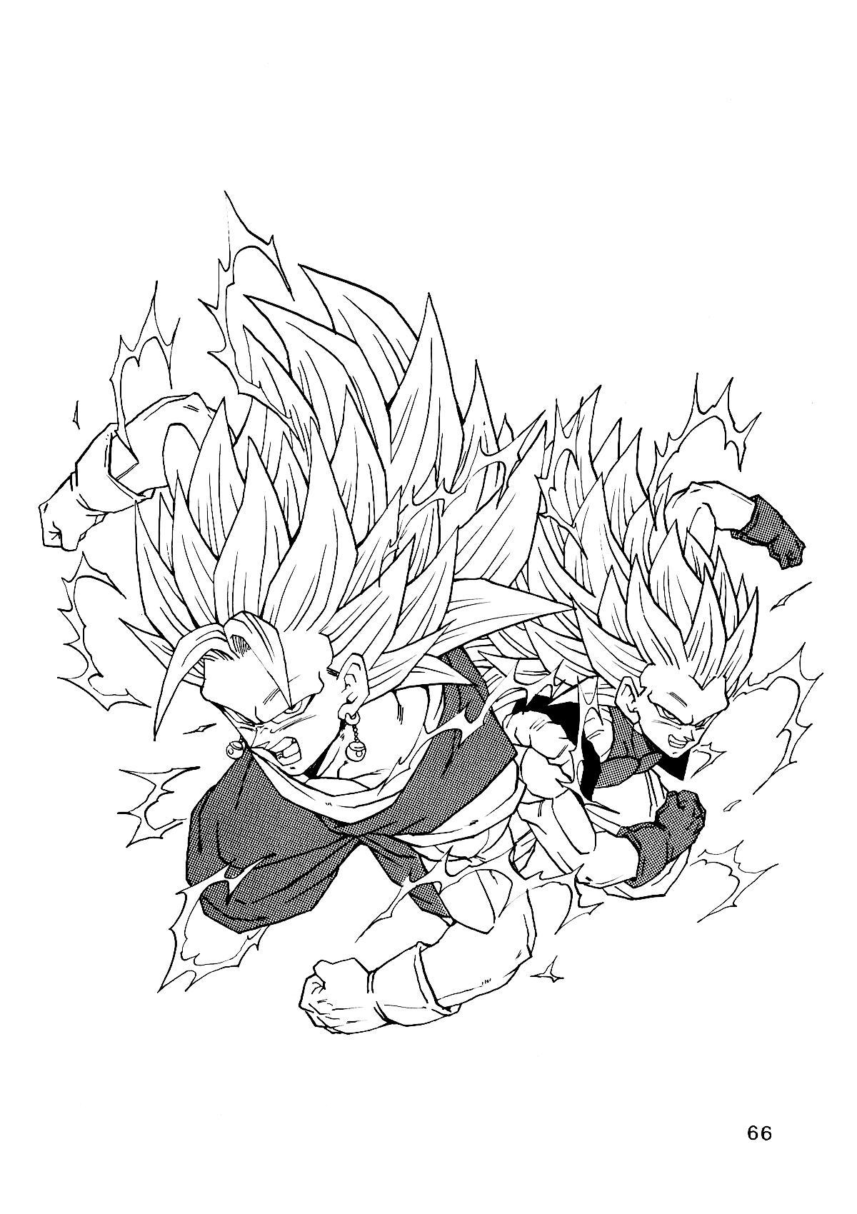 Dragon Ball AF Vol. 12 66