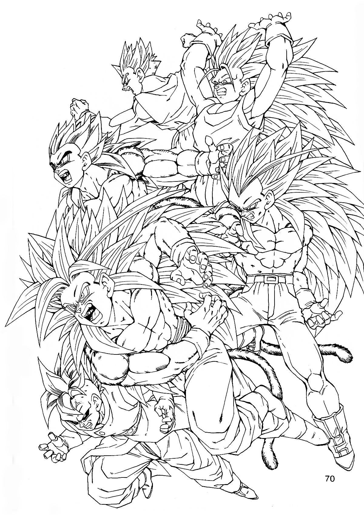 Dragon Ball AF Vol. 12 70