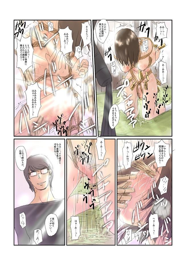 【心音ちゃんⅡ】 鞭と洗濯バサミ 11