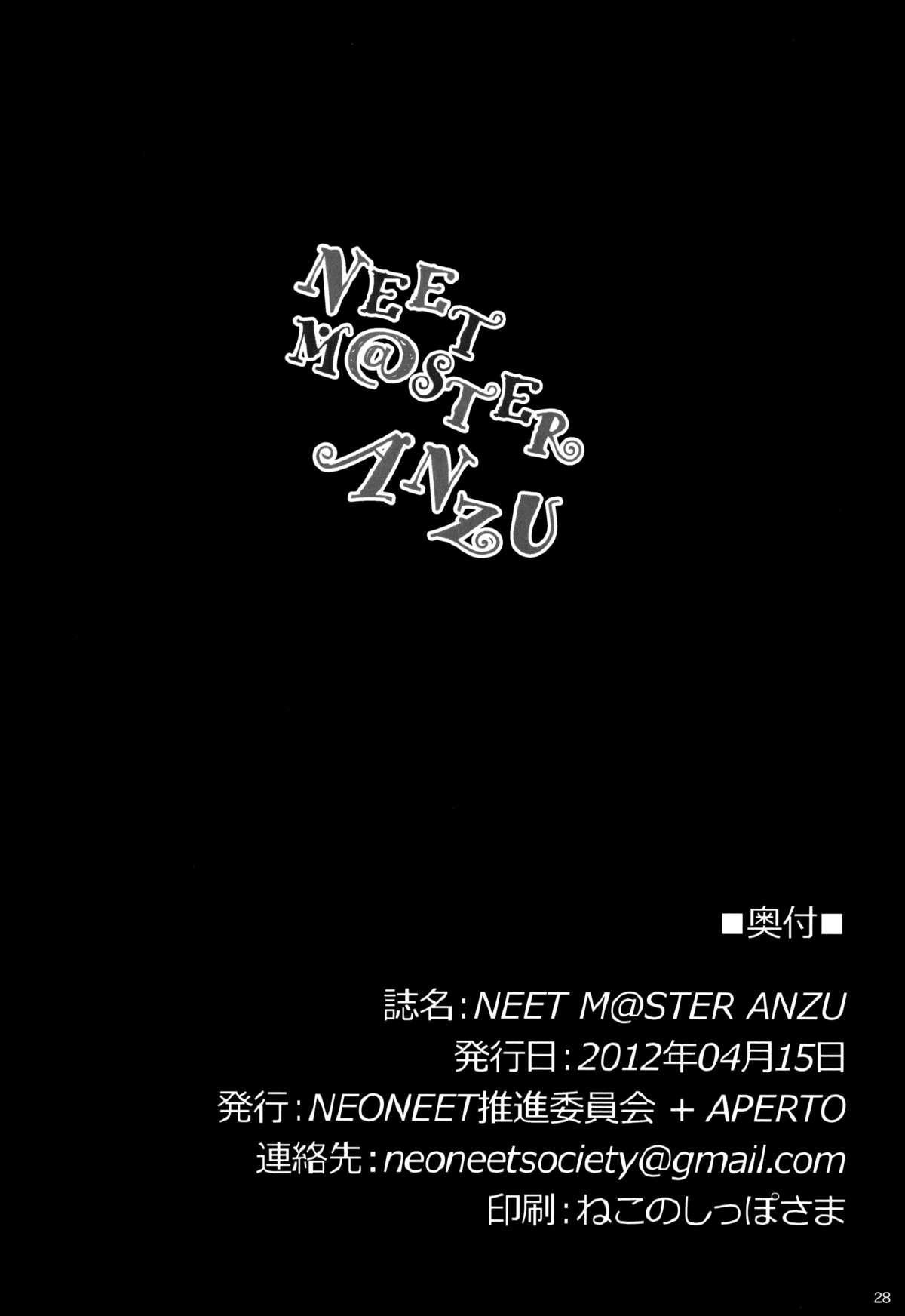 NEET M@STER ANZU 28