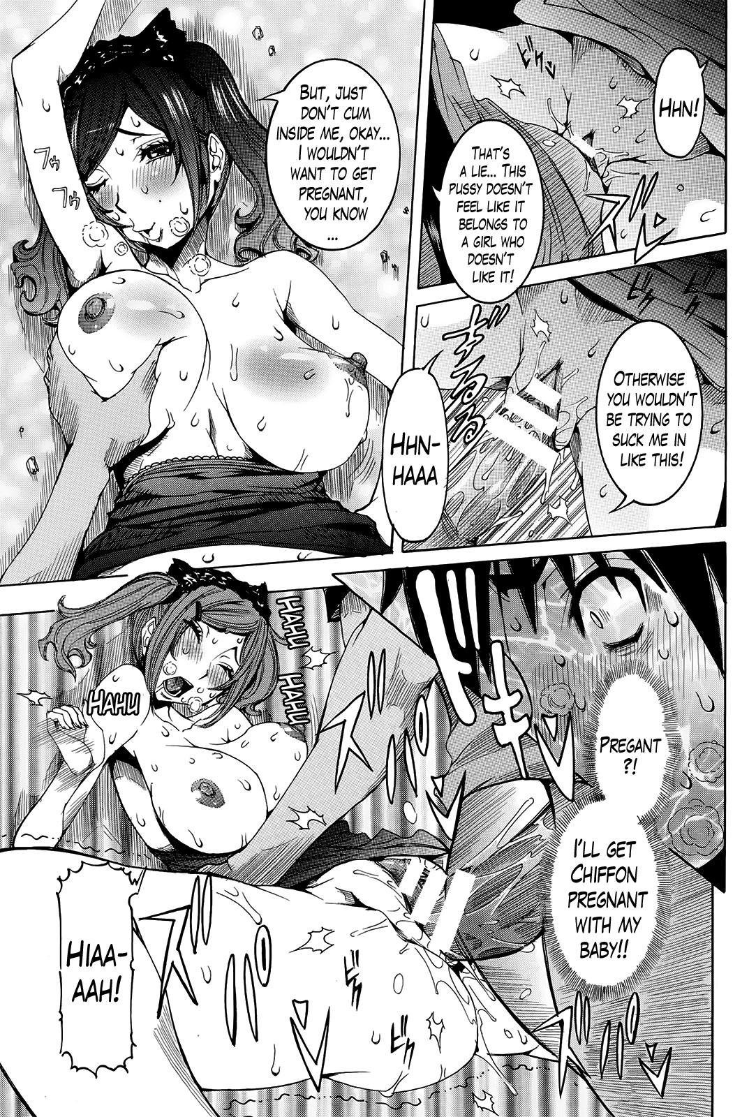 [Nico Pun Nise] Chou Saisentan Kanojo | Super Cutting-Edge Girlfriend Ch. 1-5 [English] [Lazarus H] 31