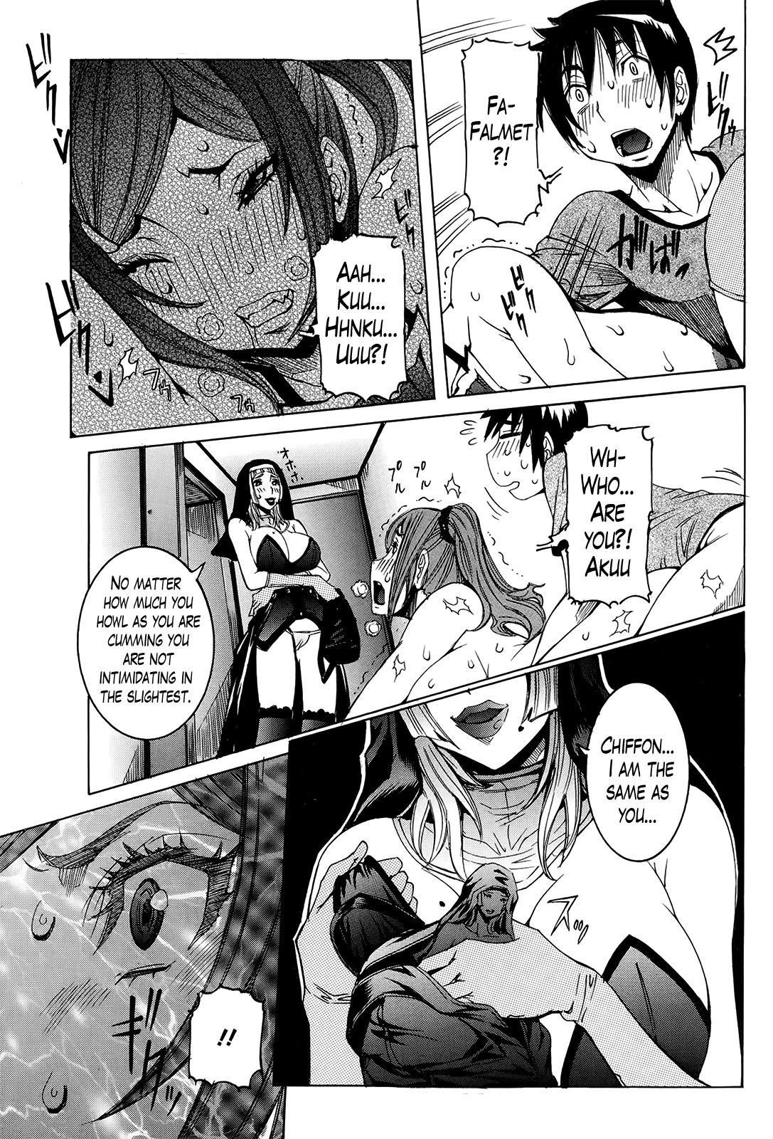 [Nico Pun Nise] Chou Saisentan Kanojo | Super Cutting-Edge Girlfriend Ch. 1-5 [English] [Lazarus H] 67