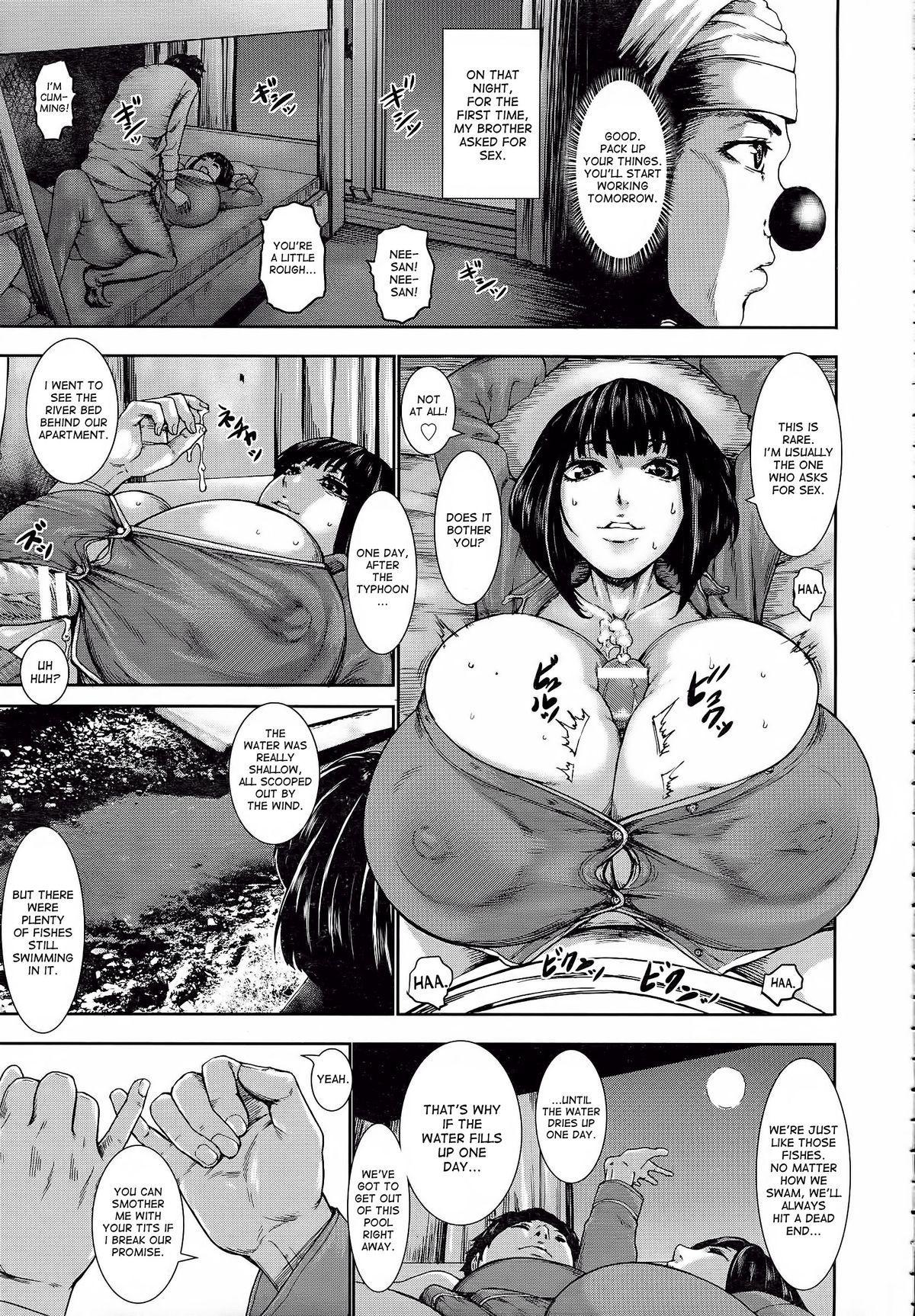 [PIero] Kuroyuki ~Inniku Sakunyuu Jigoku~ Kouhen | Black Snow ~The Depraved Cow-milking Hell~ part 2 (ANGEL Club 2015-05) [English] [desudesu] 4