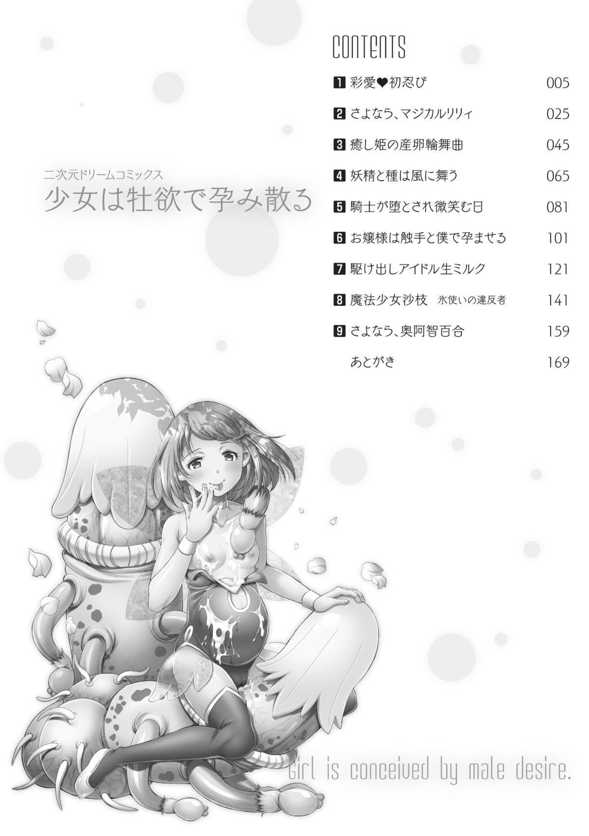 Shoujo wa Osuyoku de Harami Chiru 3