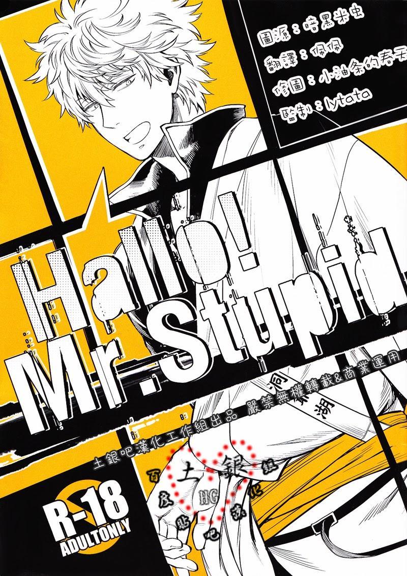 Hallo! Mr.Stupid 0