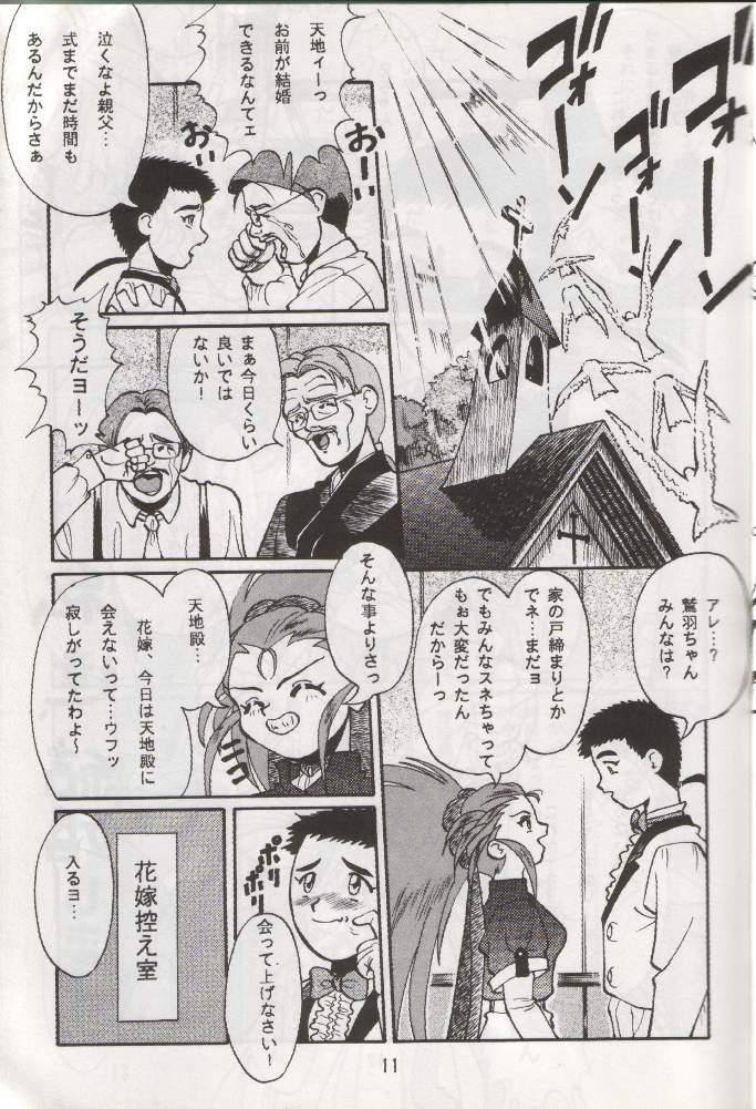 Tenchi Damashii 9