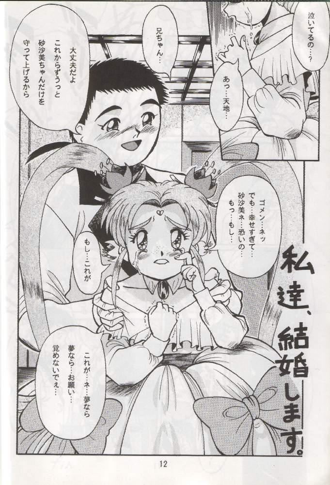Tenchi Damashii 10