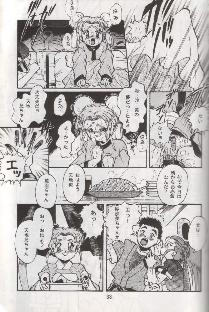 Tenchi Damashii 31