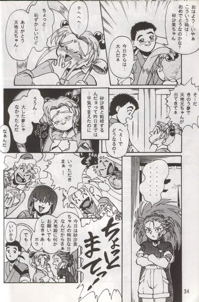 Tenchi Damashii 32