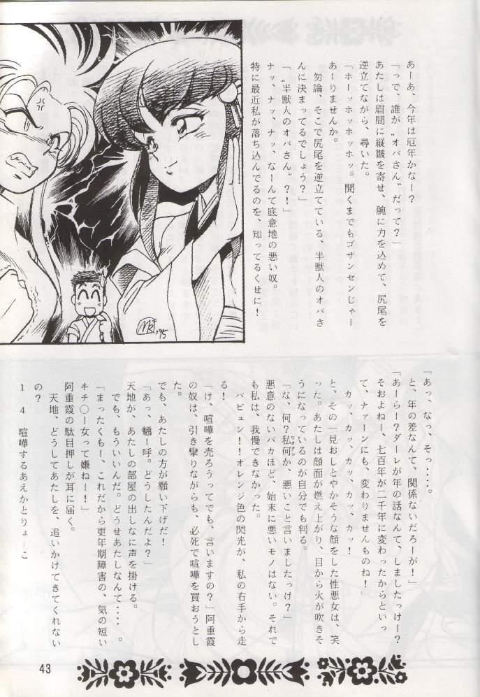 Tenchi Damashii 41