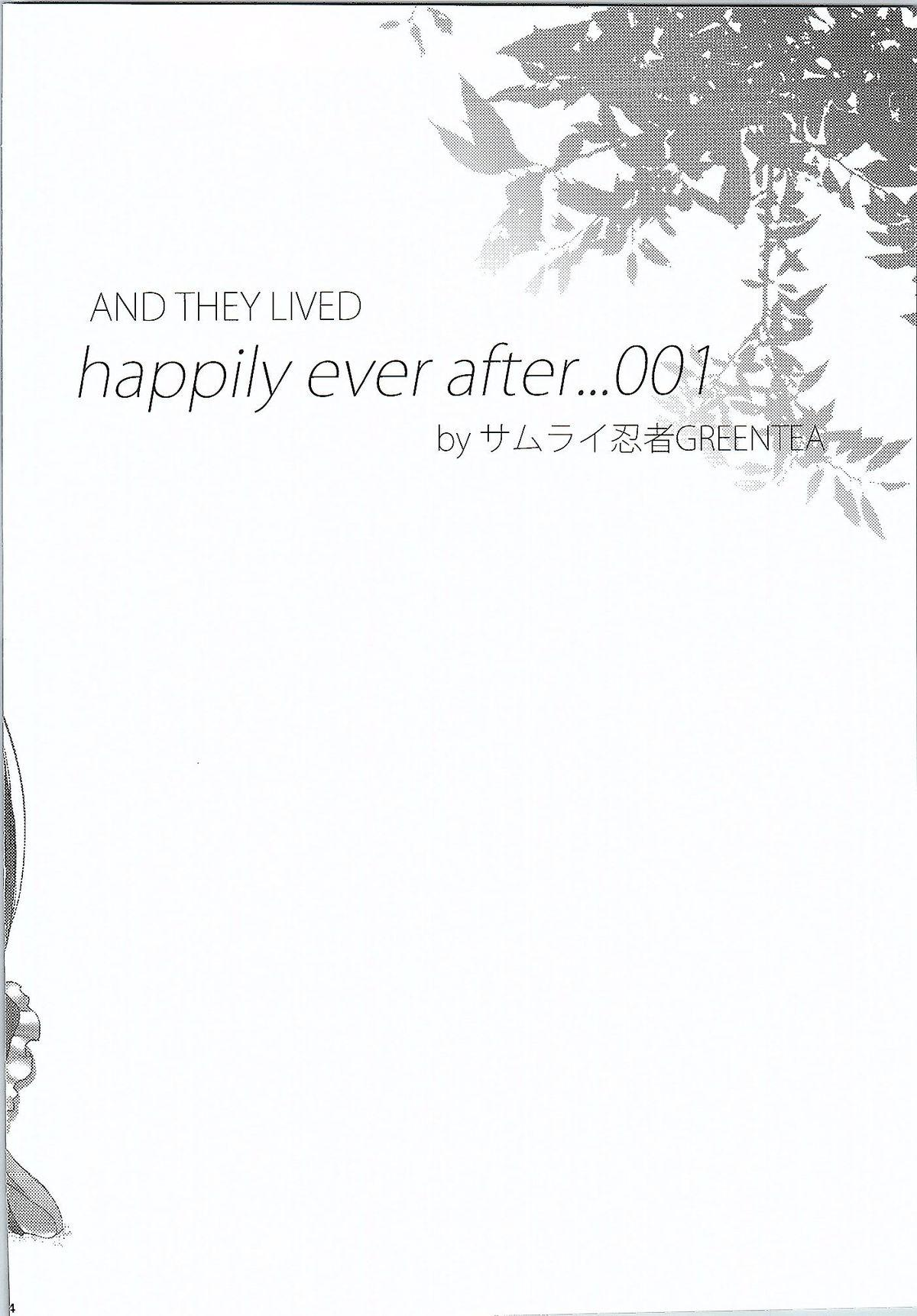 AND THEY LIVED happily ever after...001 2