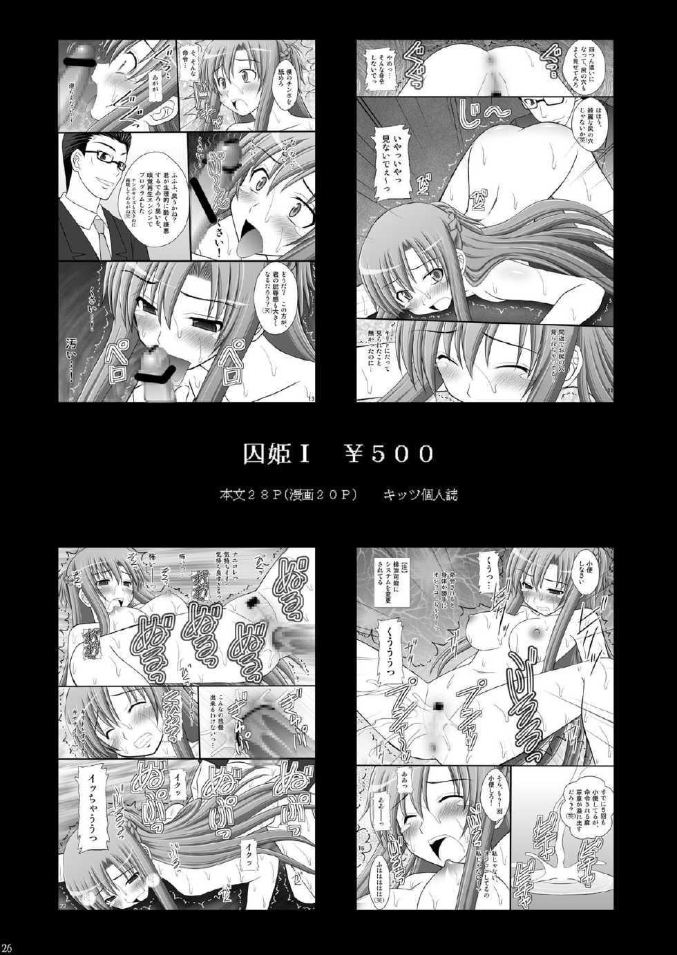 Seishinhoukai Surumade Kusugurimakutte Ryoujoku Shitemiru Test VI & VIII 26