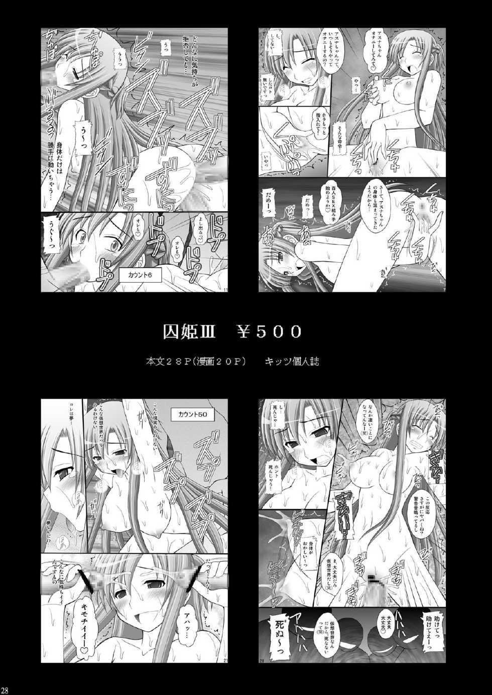 Seishinhoukai Surumade Kusugurimakutte Ryoujoku Shitemiru Test VI & VIII 28