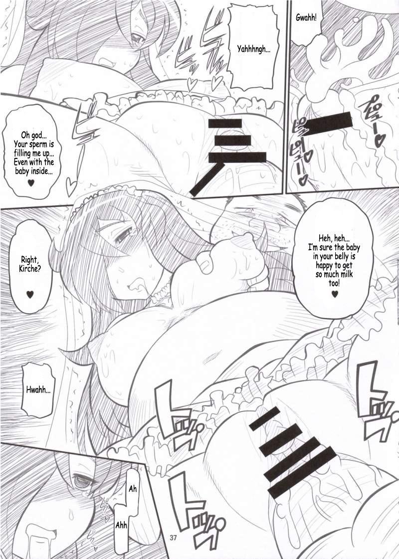 Kizoku o Raku ni Otosu Houhou | Breaking Princess 35