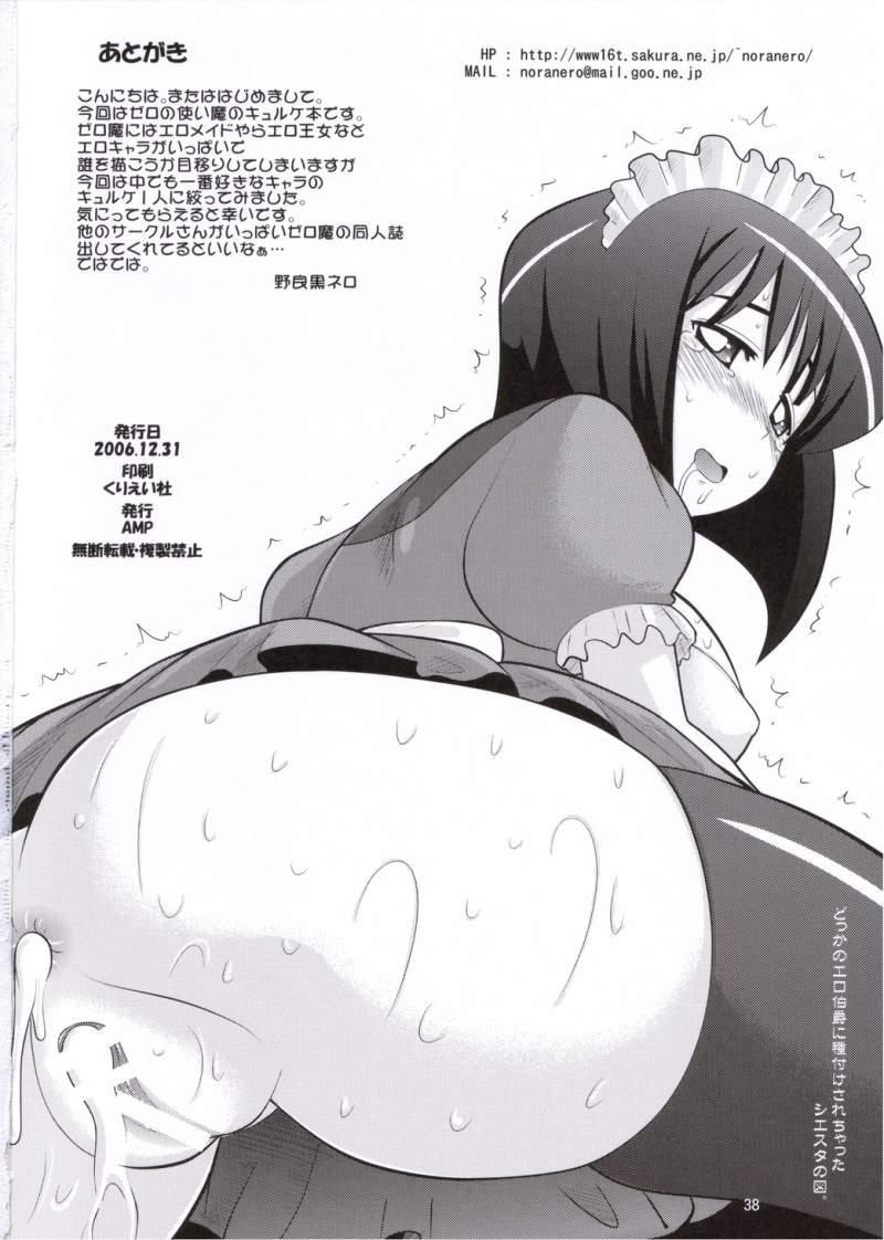 Kizoku o Raku ni Otosu Houhou | Breaking Princess 36