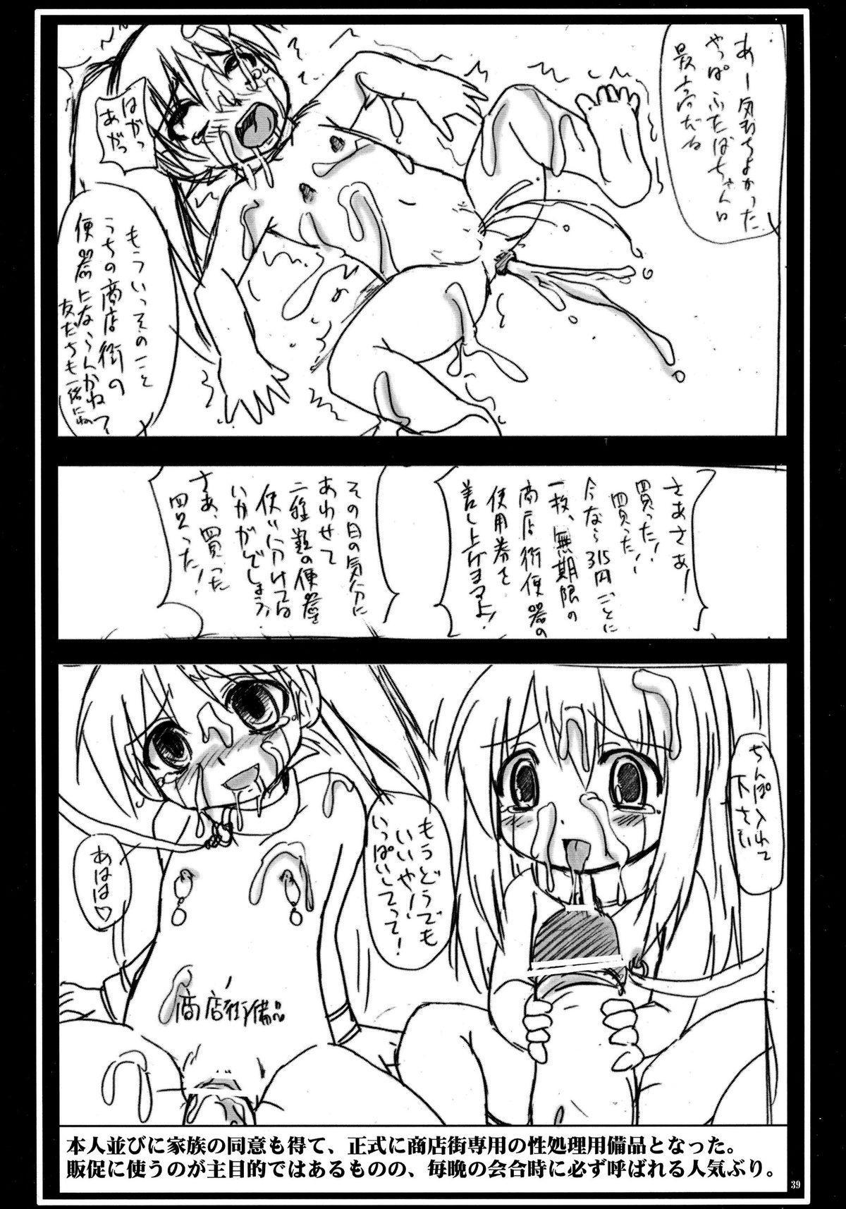 Nozarashi Ninbetsuchou 38