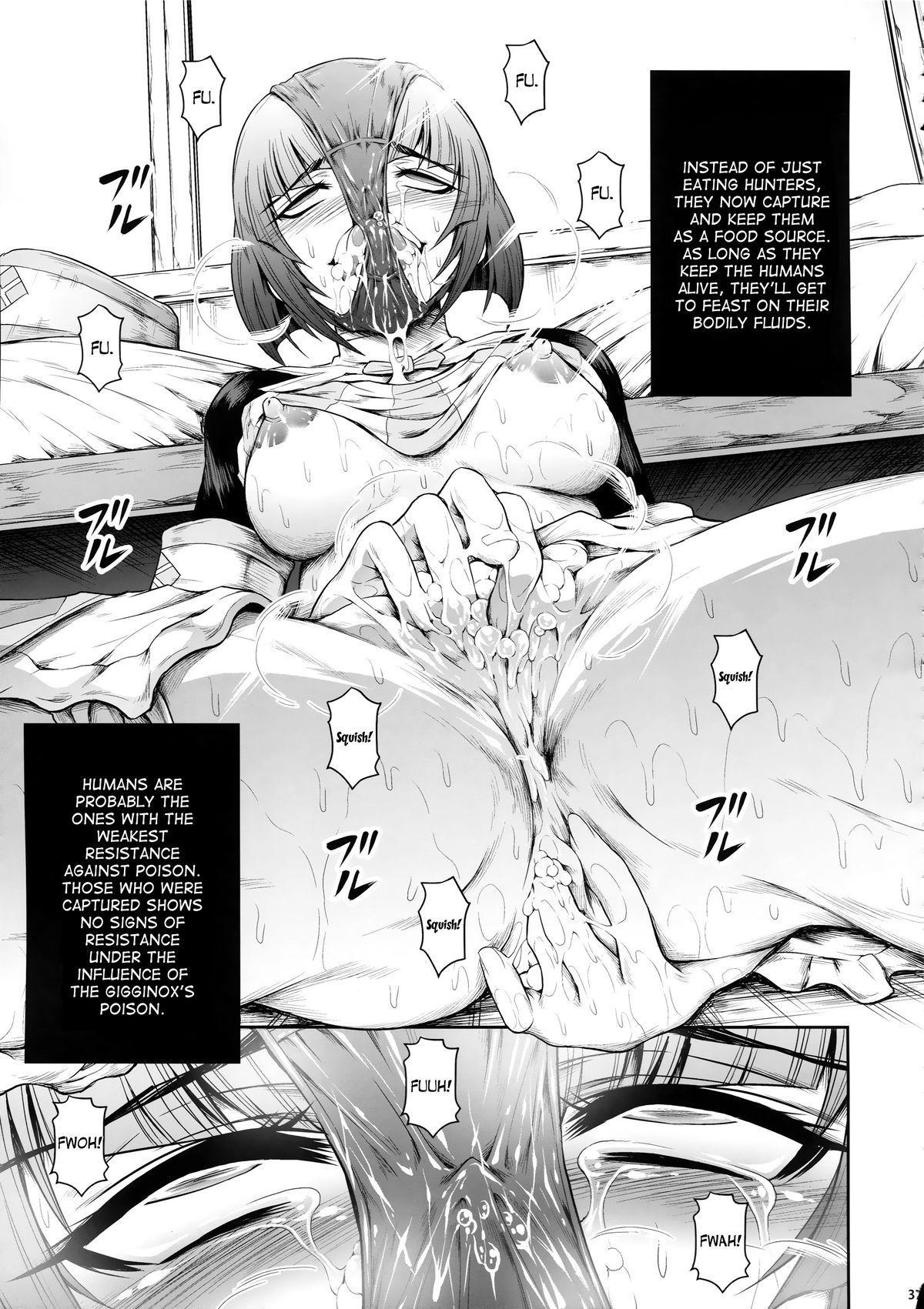 Solo Hunter no Seitai 4 The fifth part 27