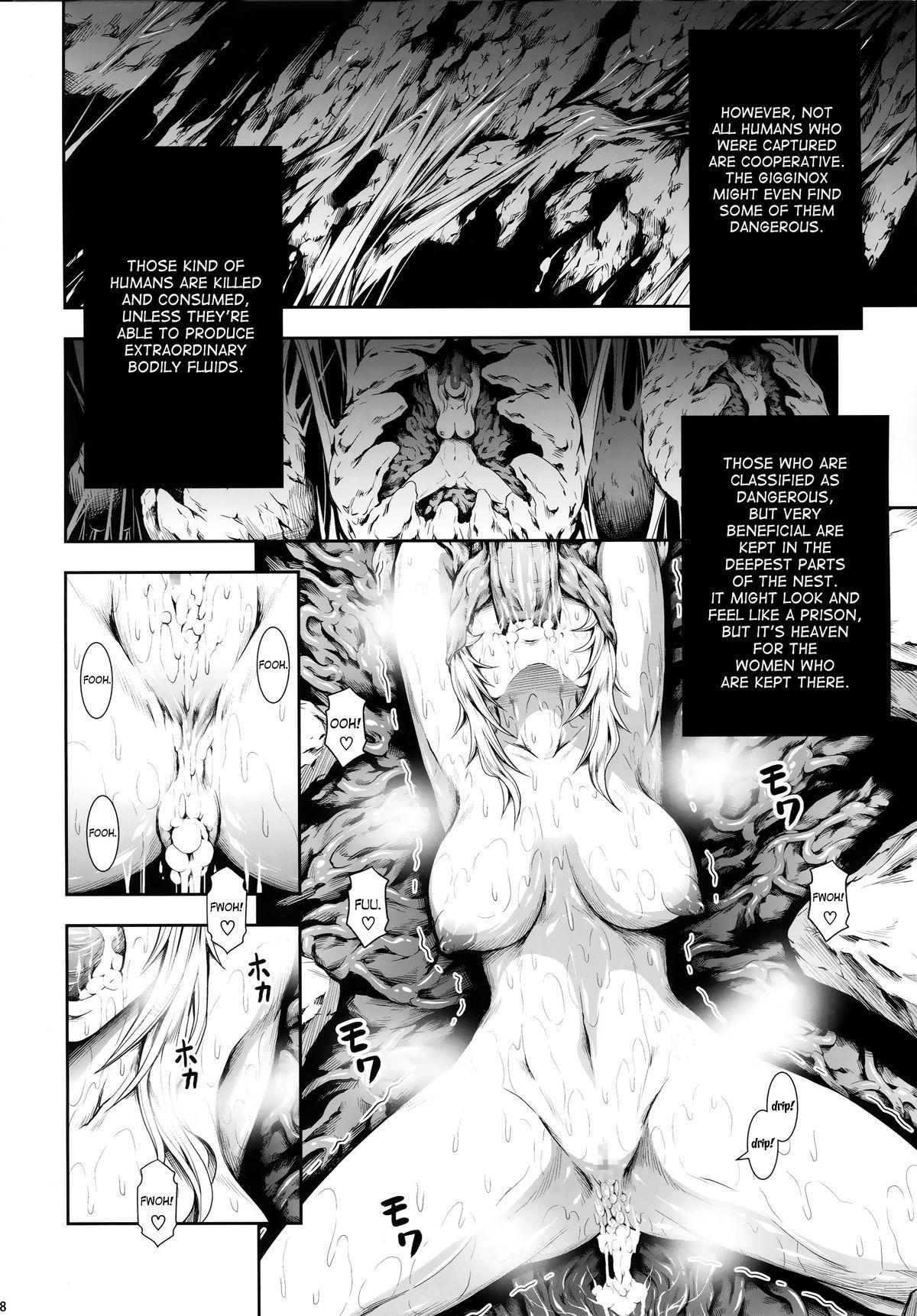 Solo Hunter no Seitai 4 The fifth part 28