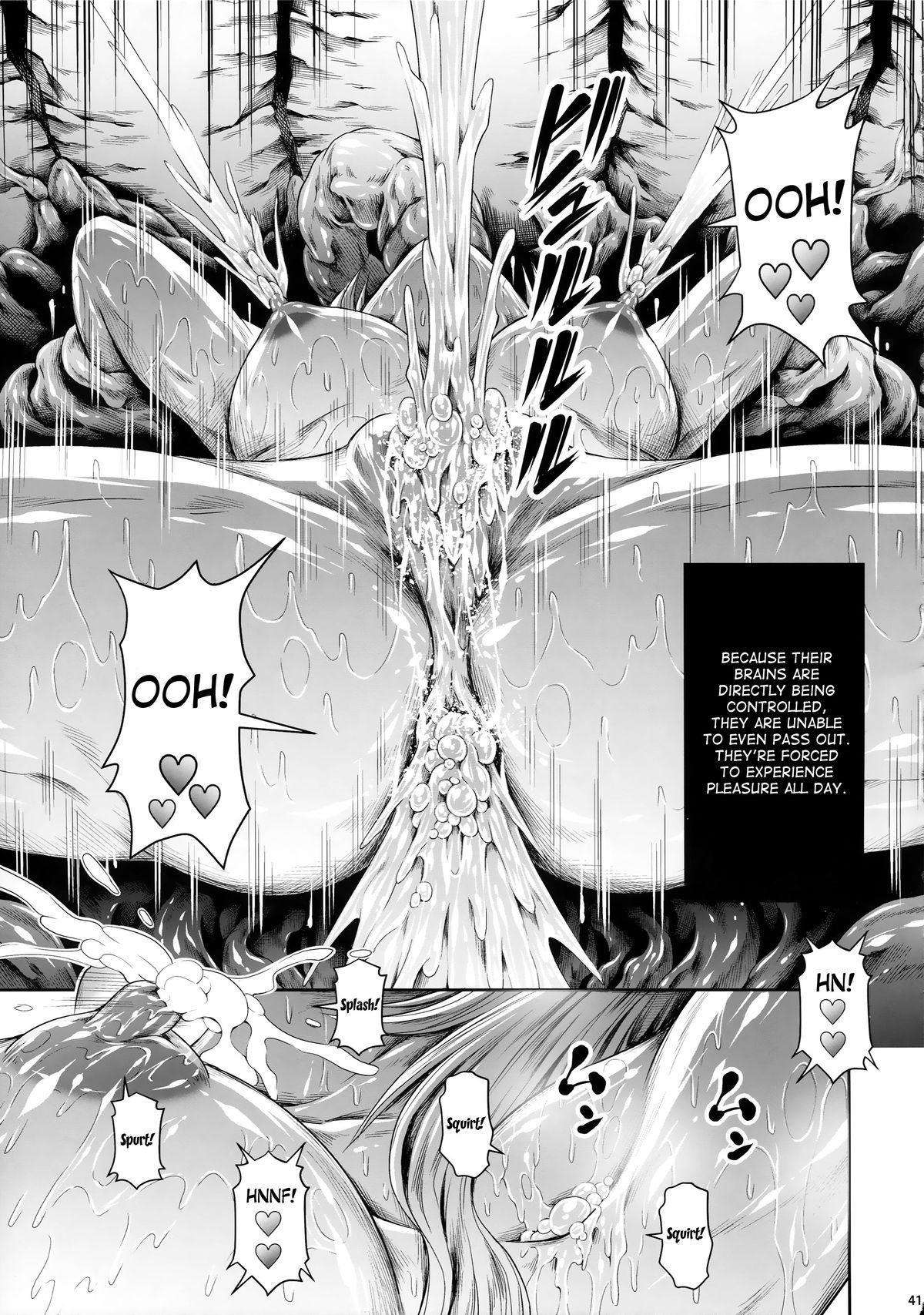 Solo Hunter no Seitai 4 The fifth part 31