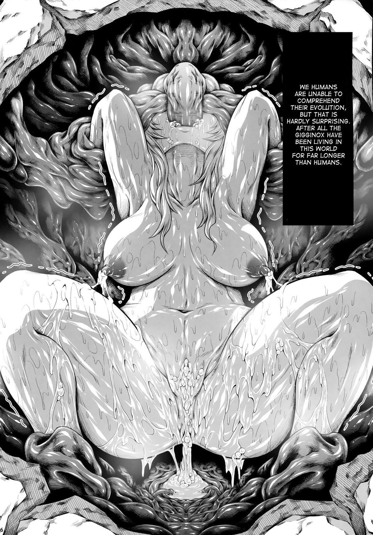 Solo Hunter no Seitai 4 The fifth part 36