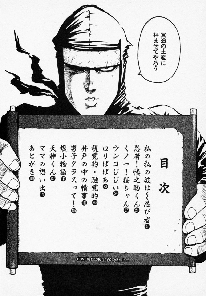 Shinobi no Sakura 2