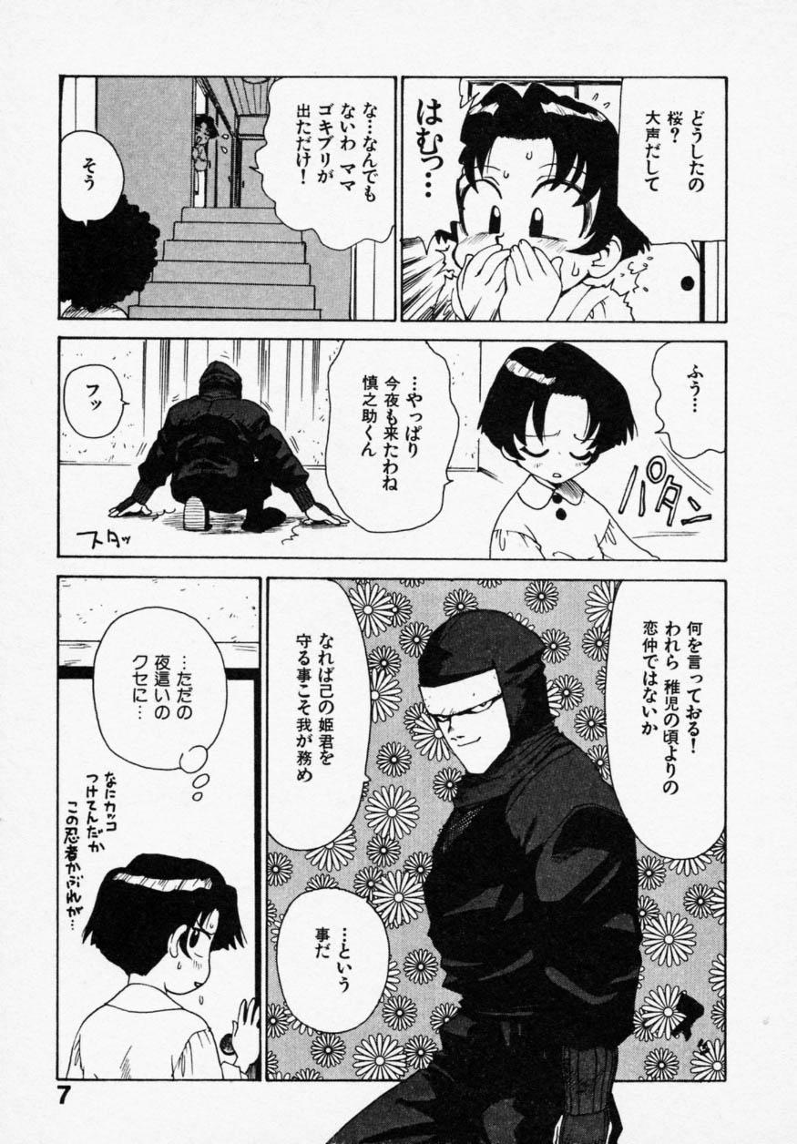 Shinobi no Sakura 5