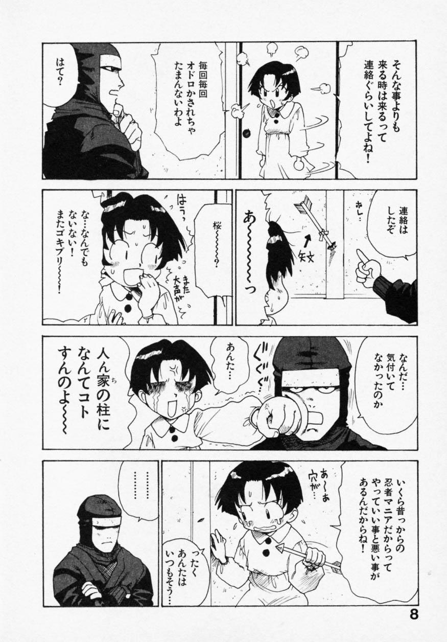 Shinobi no Sakura 6