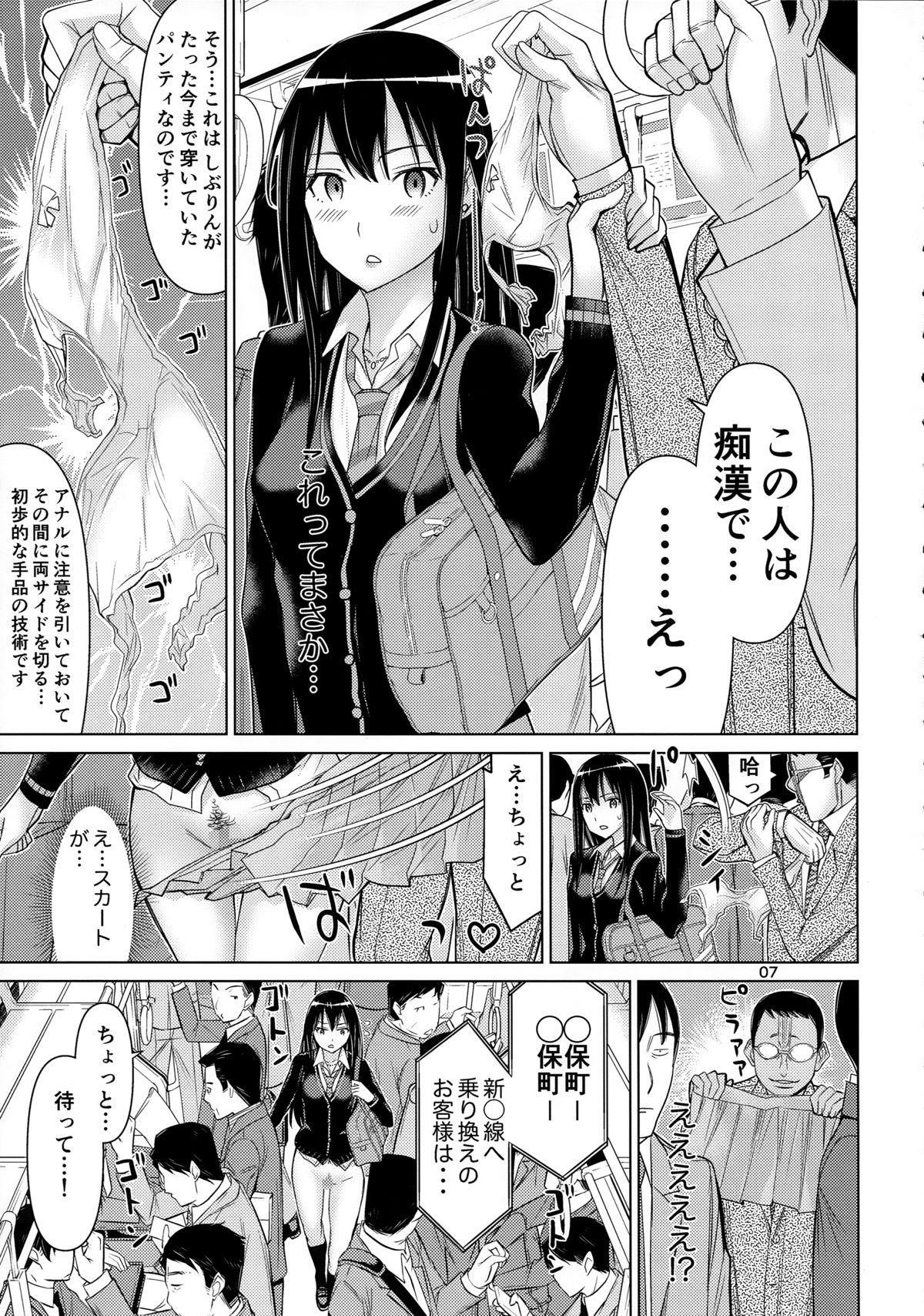 TOKAI to Shiburin 6