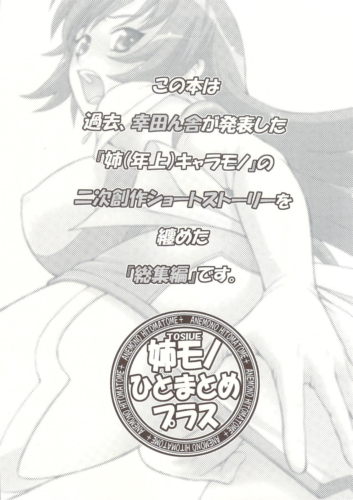 Anemono Hitomatome Plus Soushuuhen 3 1