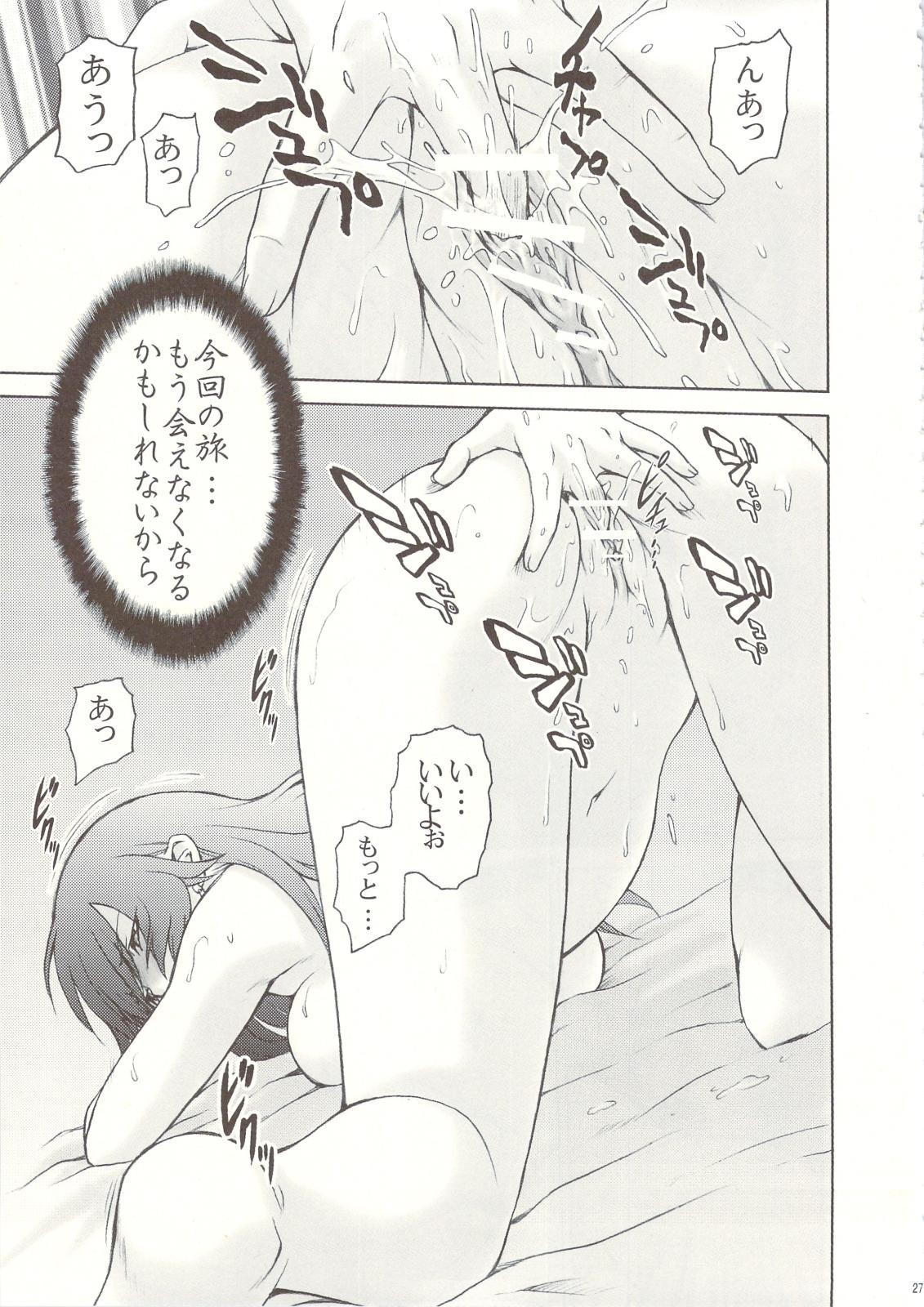 Anemono Hitomatome Plus Soushuuhen 3 25