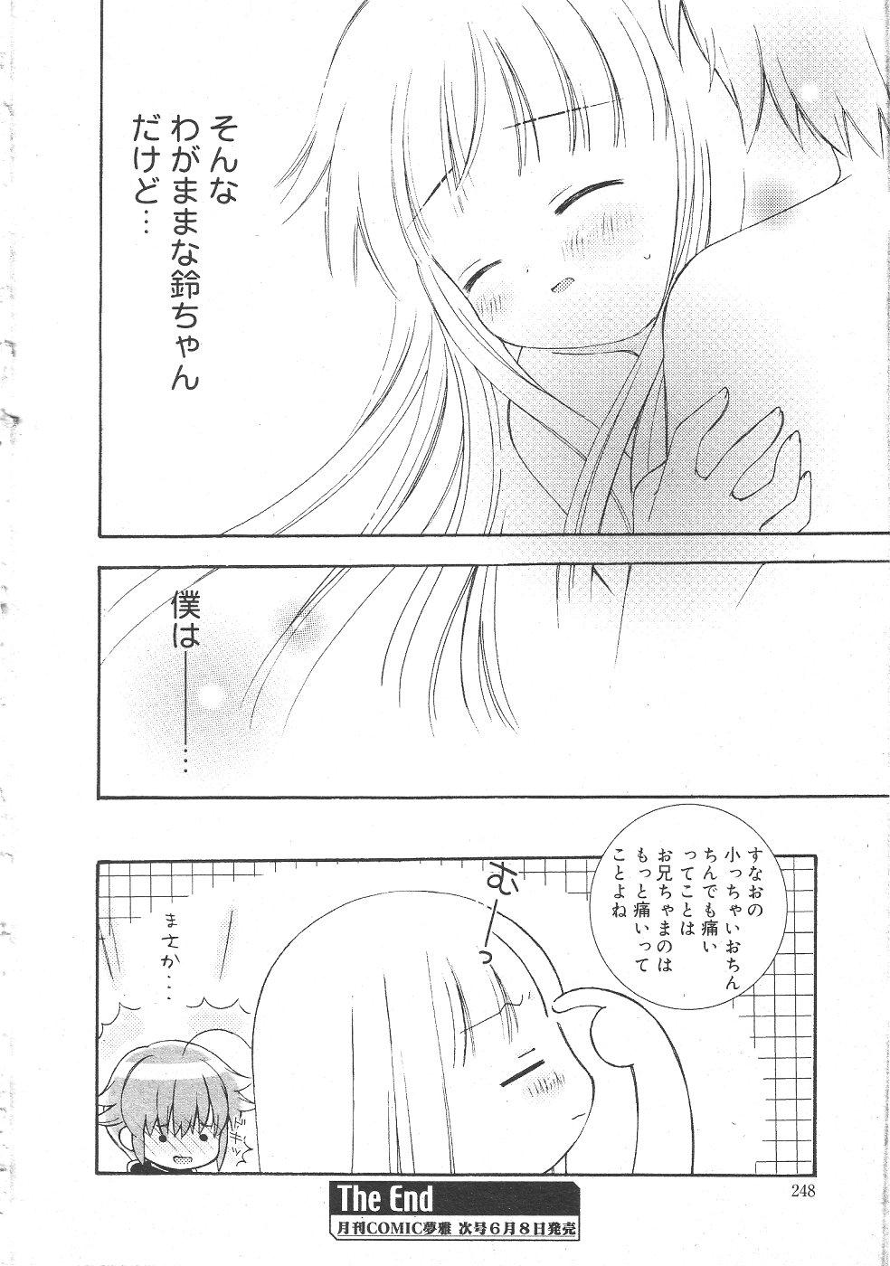 Gekkan Comic Muga 2004-06 Vol.10 251