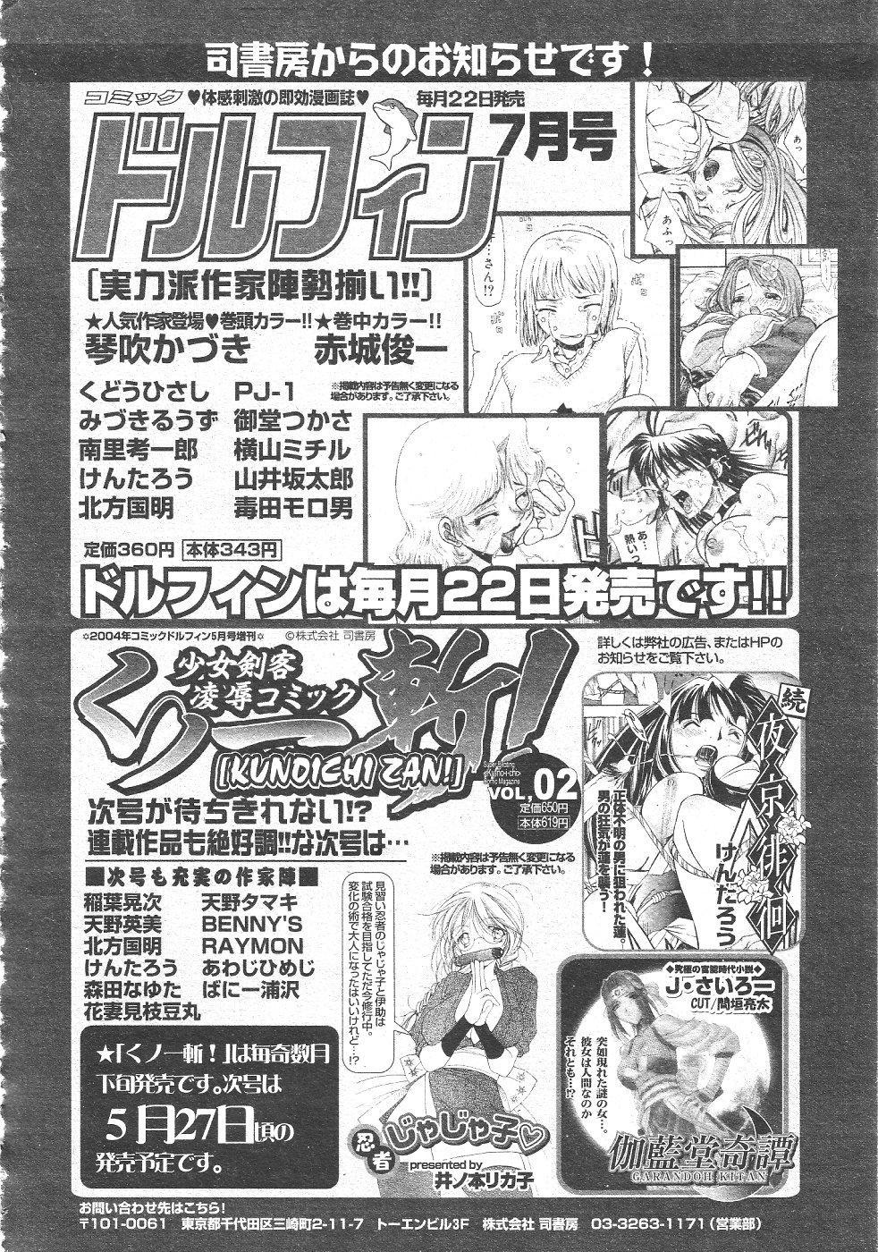 Gekkan Comic Muga 2004-06 Vol.10 401