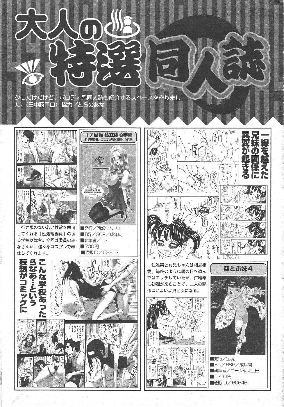 Gekkan Comic Muga 2004-06 Vol.10 408